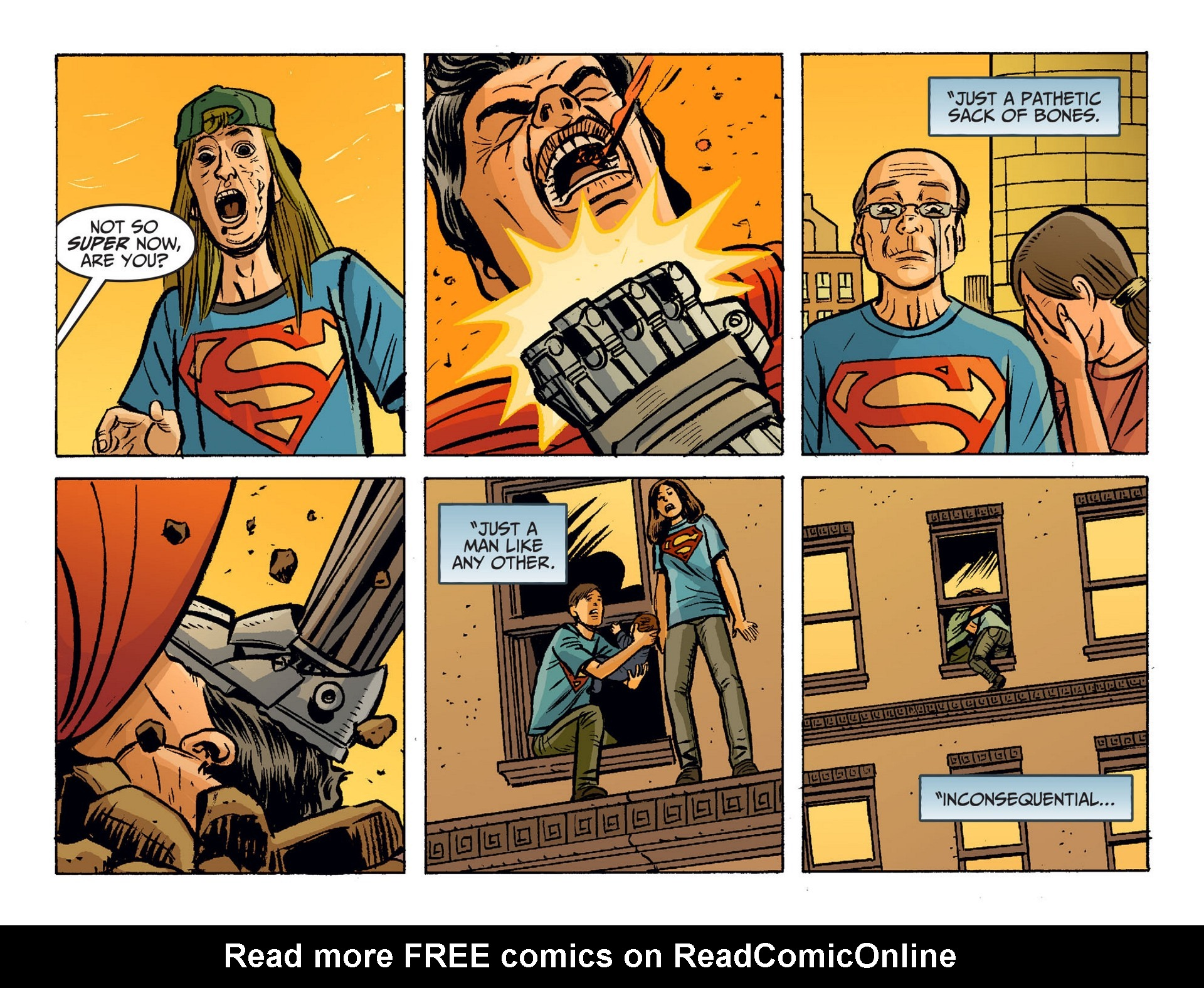 Read online Adventures of Superman [I] comic -  Issue #20 - 20