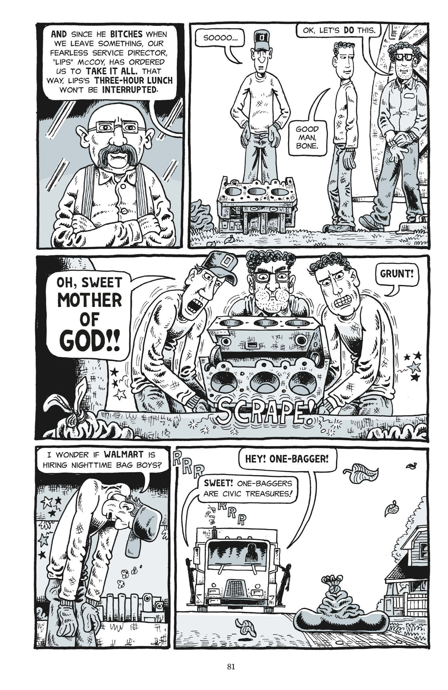 Read online Trashed comic -  Issue # Full - 80