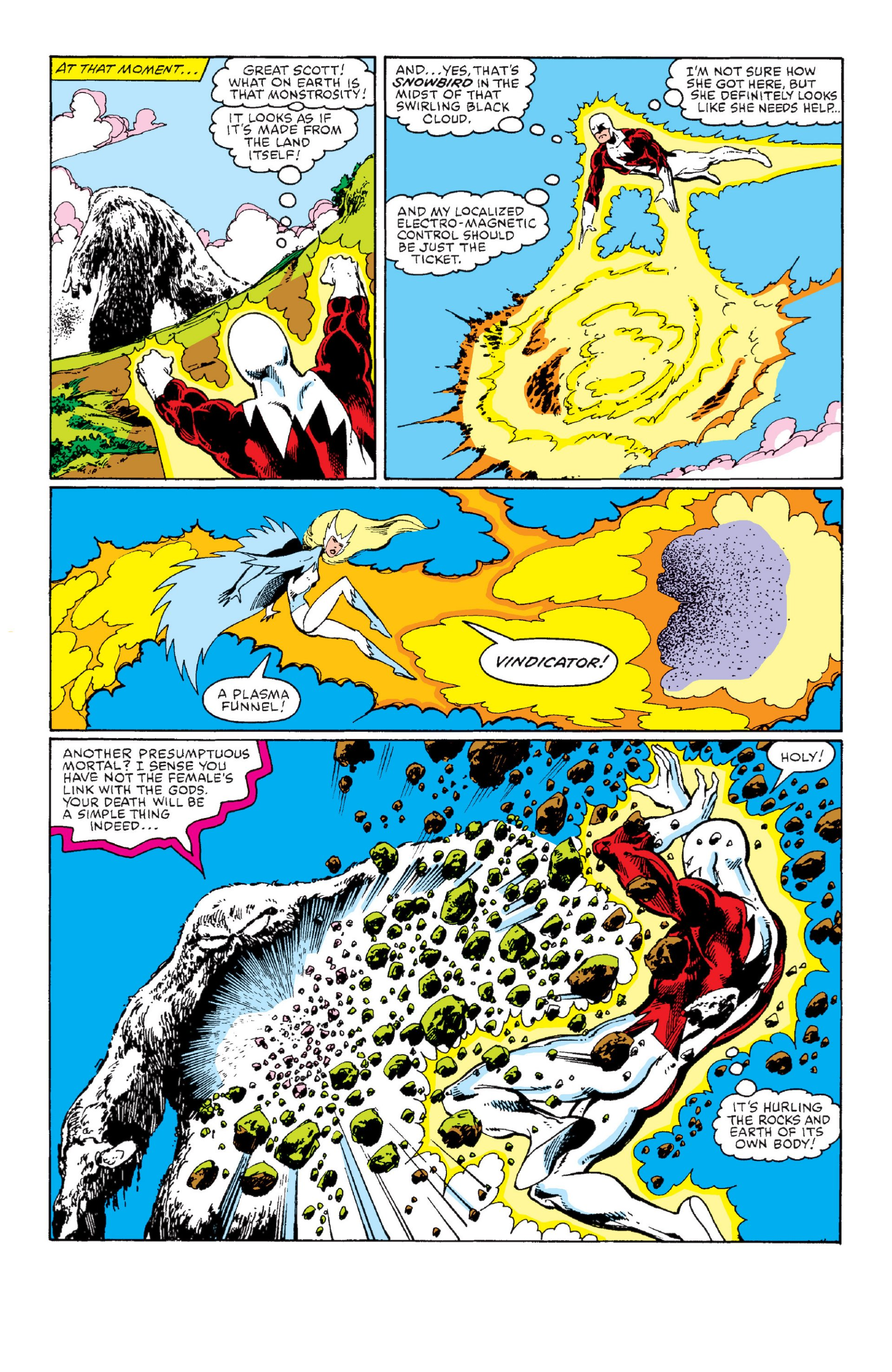 Read online Alpha Flight (1983) comic -  Issue #1 - 28