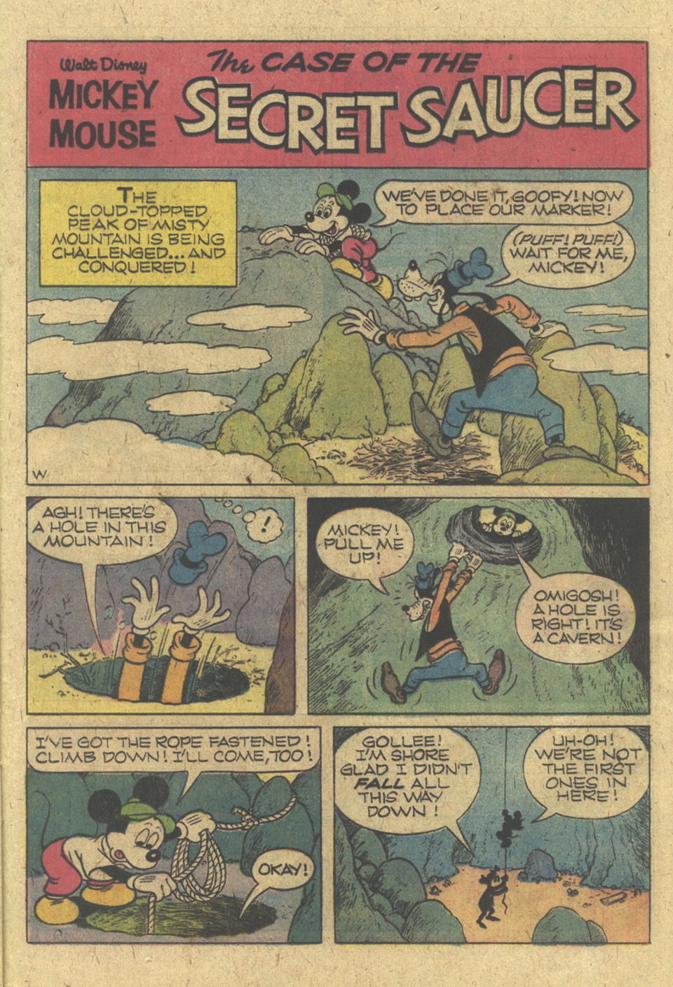 Walt Disney's Comics and Stories issue 430 - Page 22