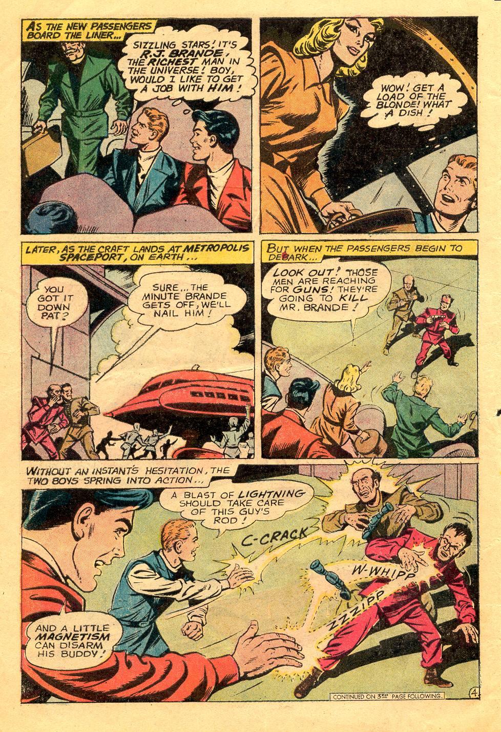 Read online Secret Origins (1973) comic -  Issue #6 - 6