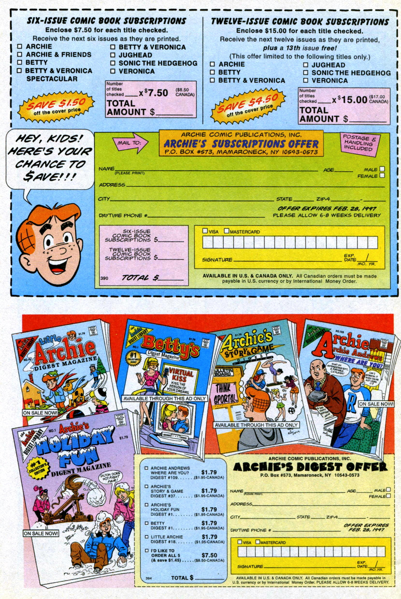 Read online World of Archie comic -  Issue #22 - 34
