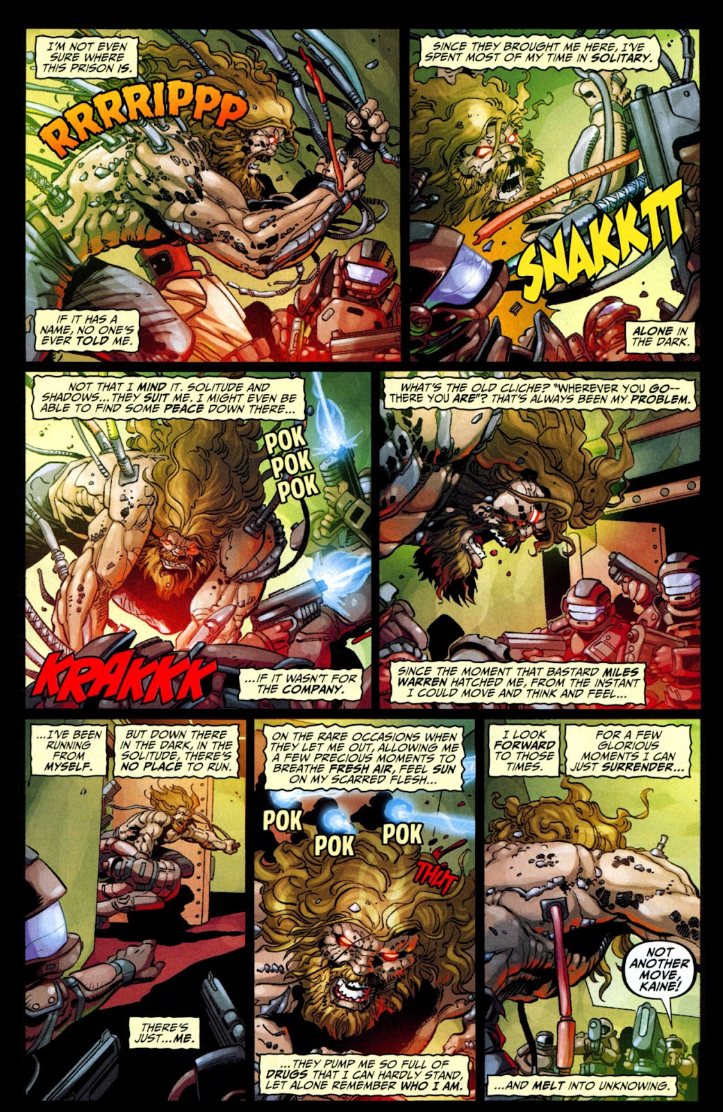 Web of Spider-Man (2009) Issue #1 #1 - English 6