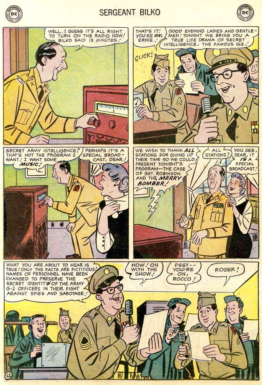 Sergeant Bilko issue 2 - Page 14