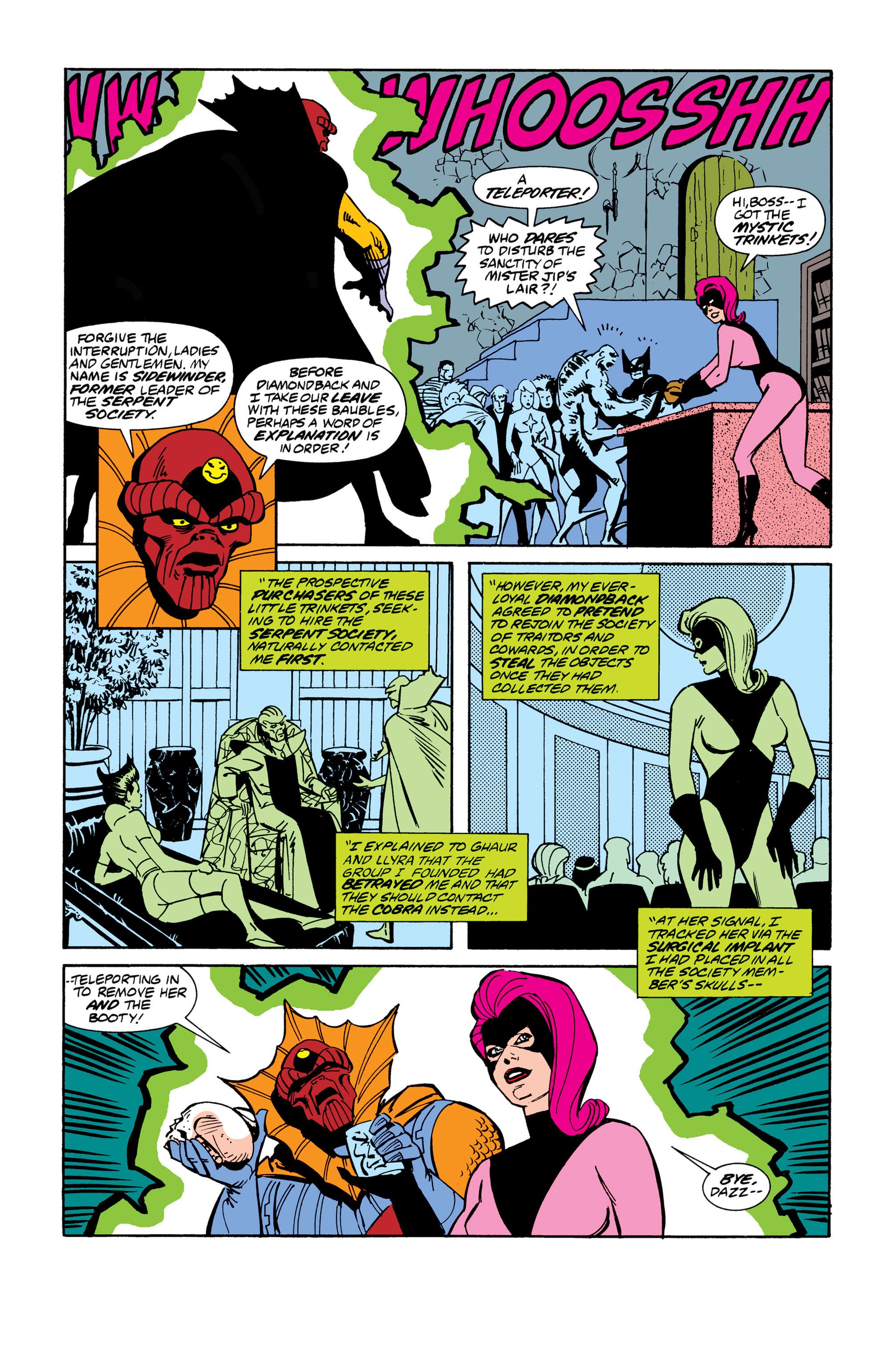 Read online Uncanny X-Men (1963) comic -  Issue # _Annual 13 - 34