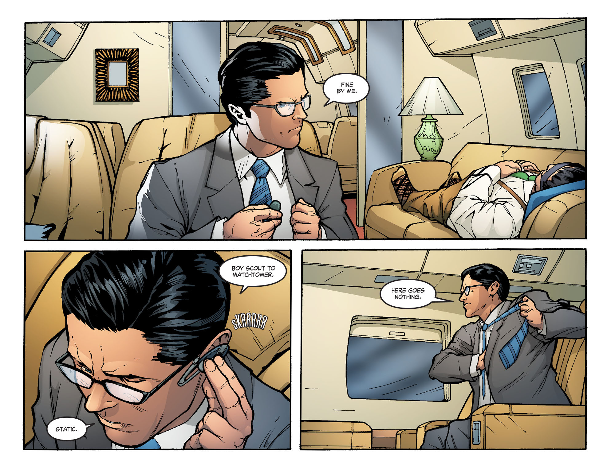 Read online Smallville: Alien comic -  Issue #3 - 17