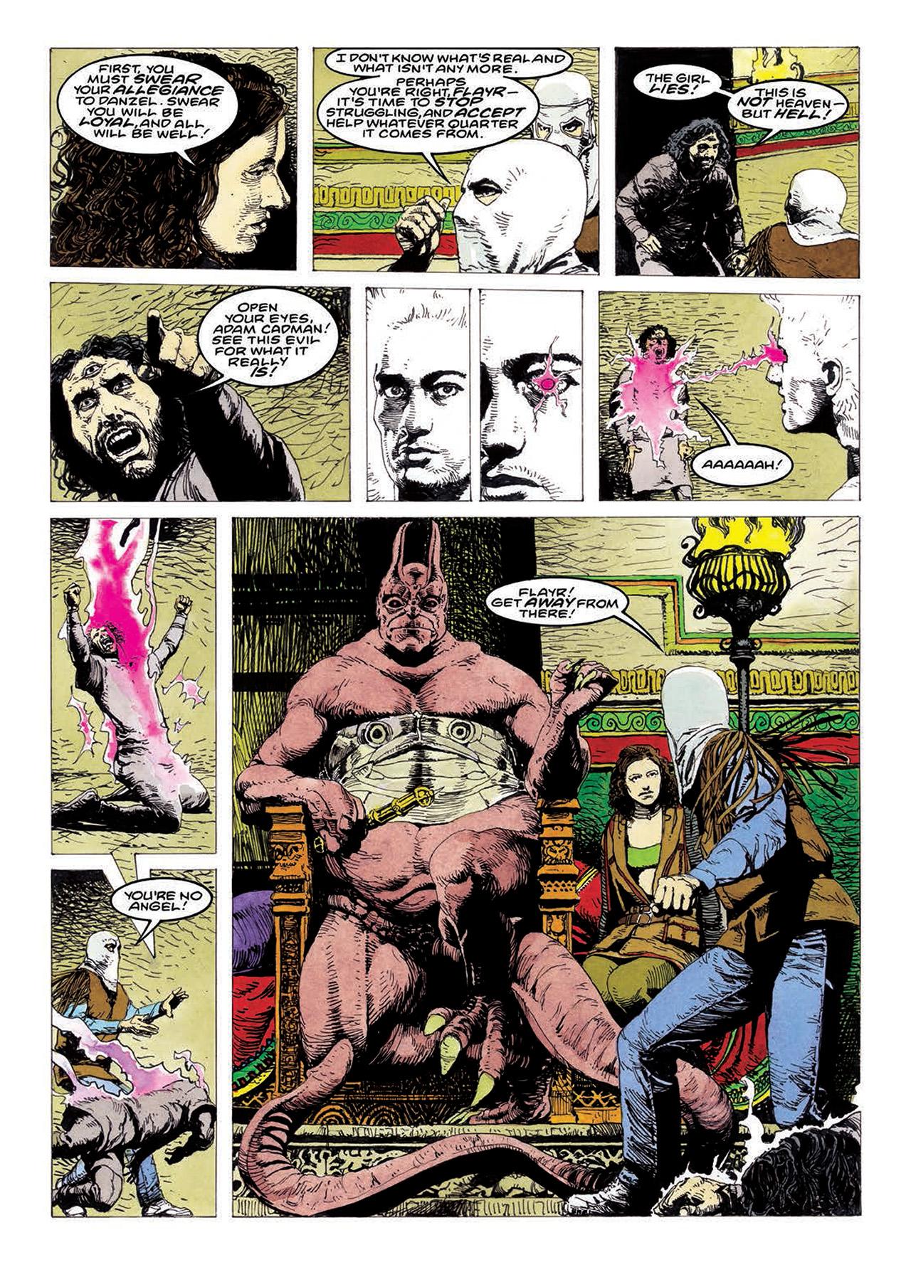Read online Mazeworld comic -  Issue # TPB - 173