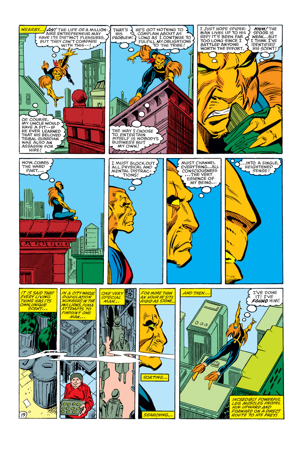 The Amazing Spider-Man (1963) 256 Page 19