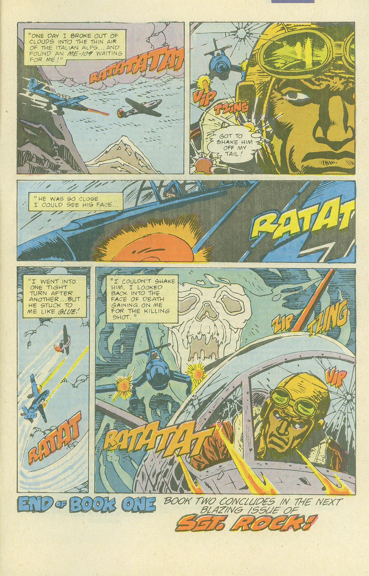 Read online Sgt. Rock comic -  Issue #405 - 30