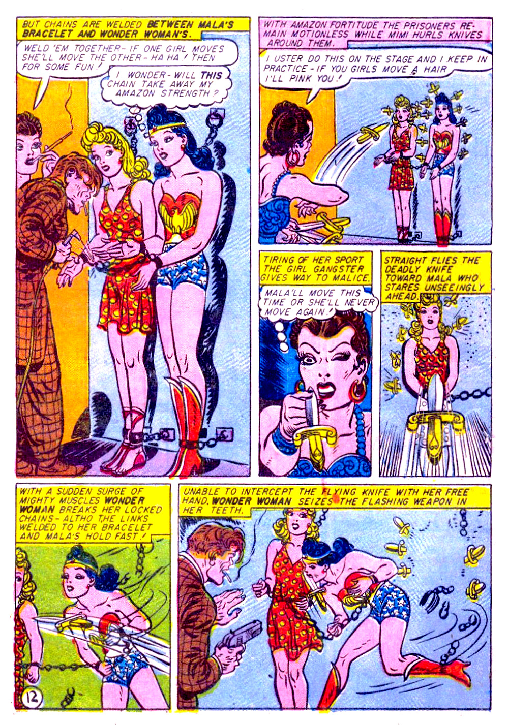 Read online Sensation (Mystery) Comics comic -  Issue #29 - 14