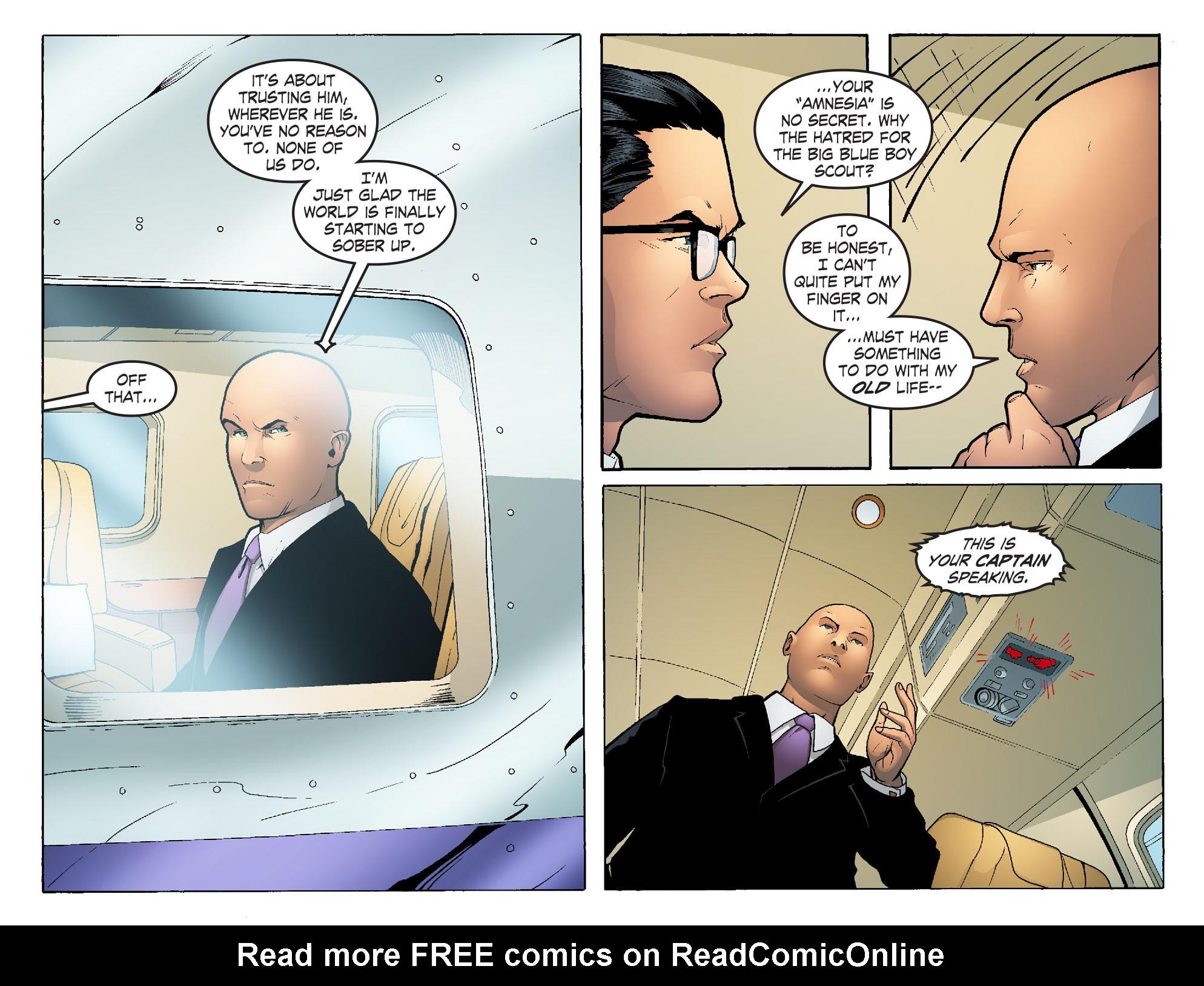 Read online Smallville: Alien comic -  Issue #3 - 13