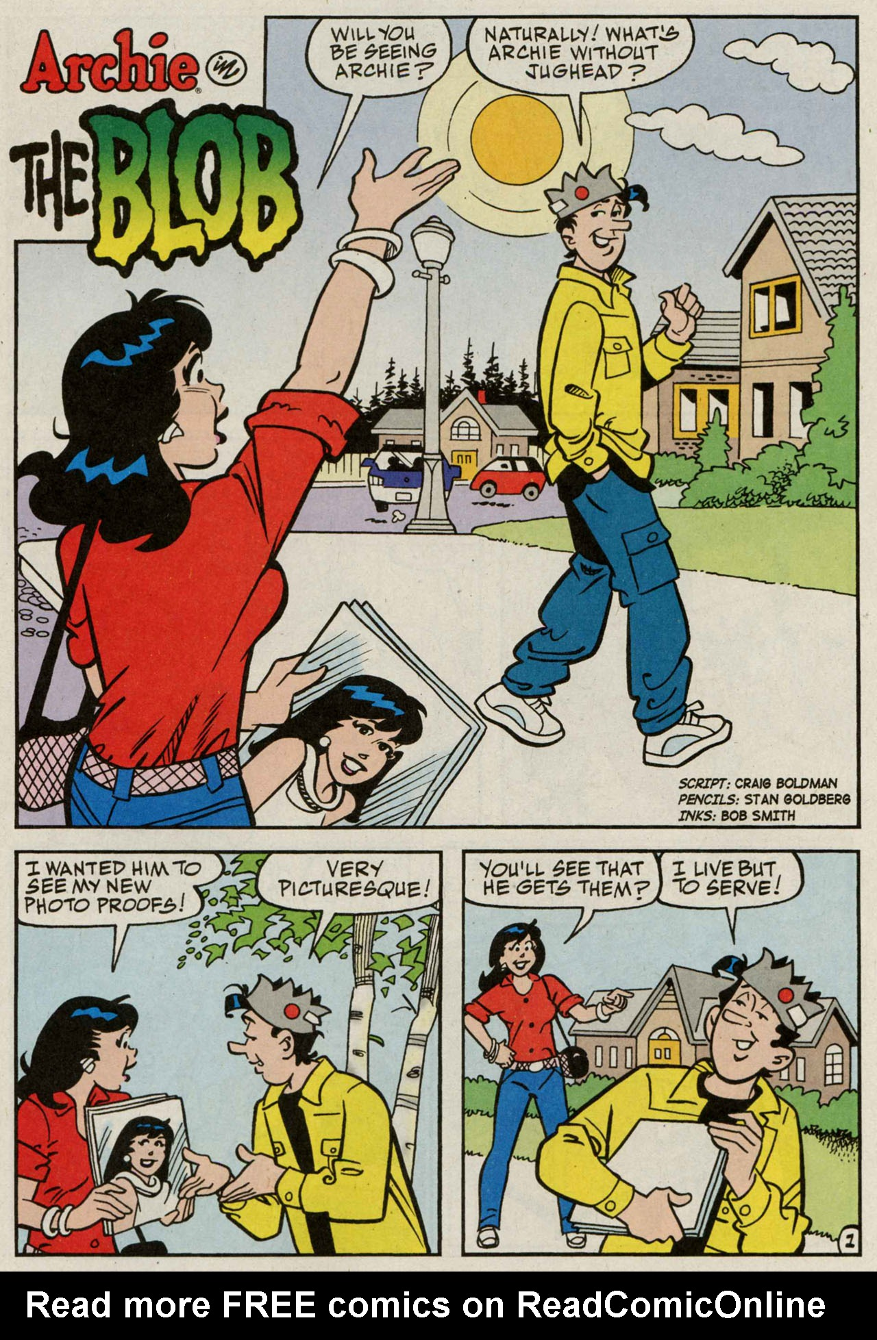 Read online Archie (1960) comic -  Issue #584 - 8