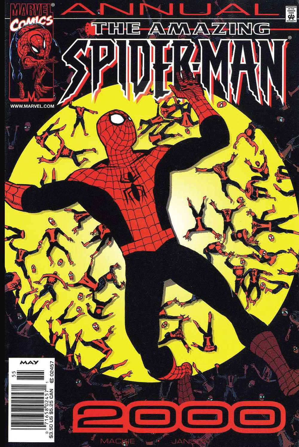 The Amazing Spider-Man (1999) _Annual_2 Page 51