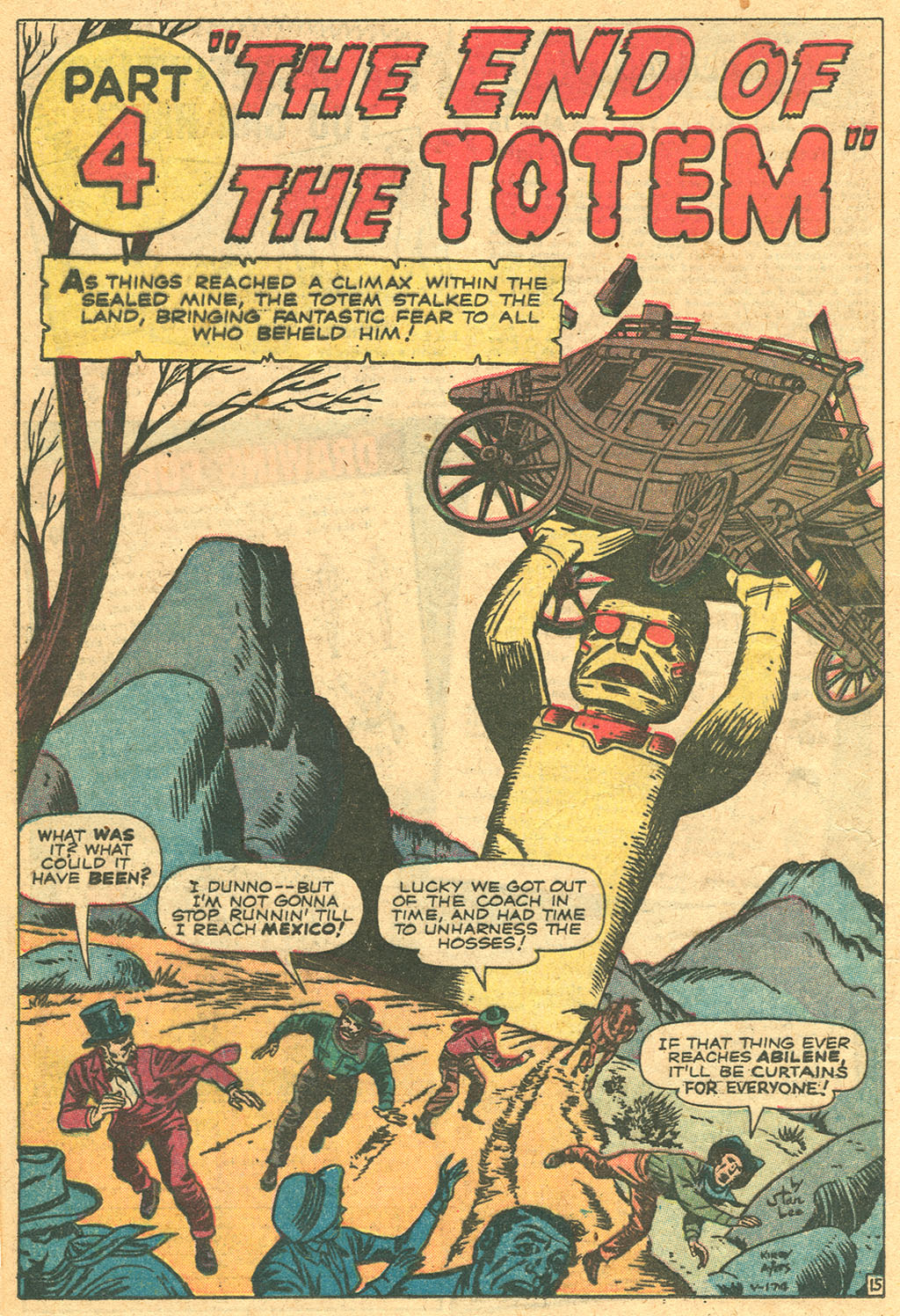 The Rawhide Kid (1955) issue 22 - Page 20