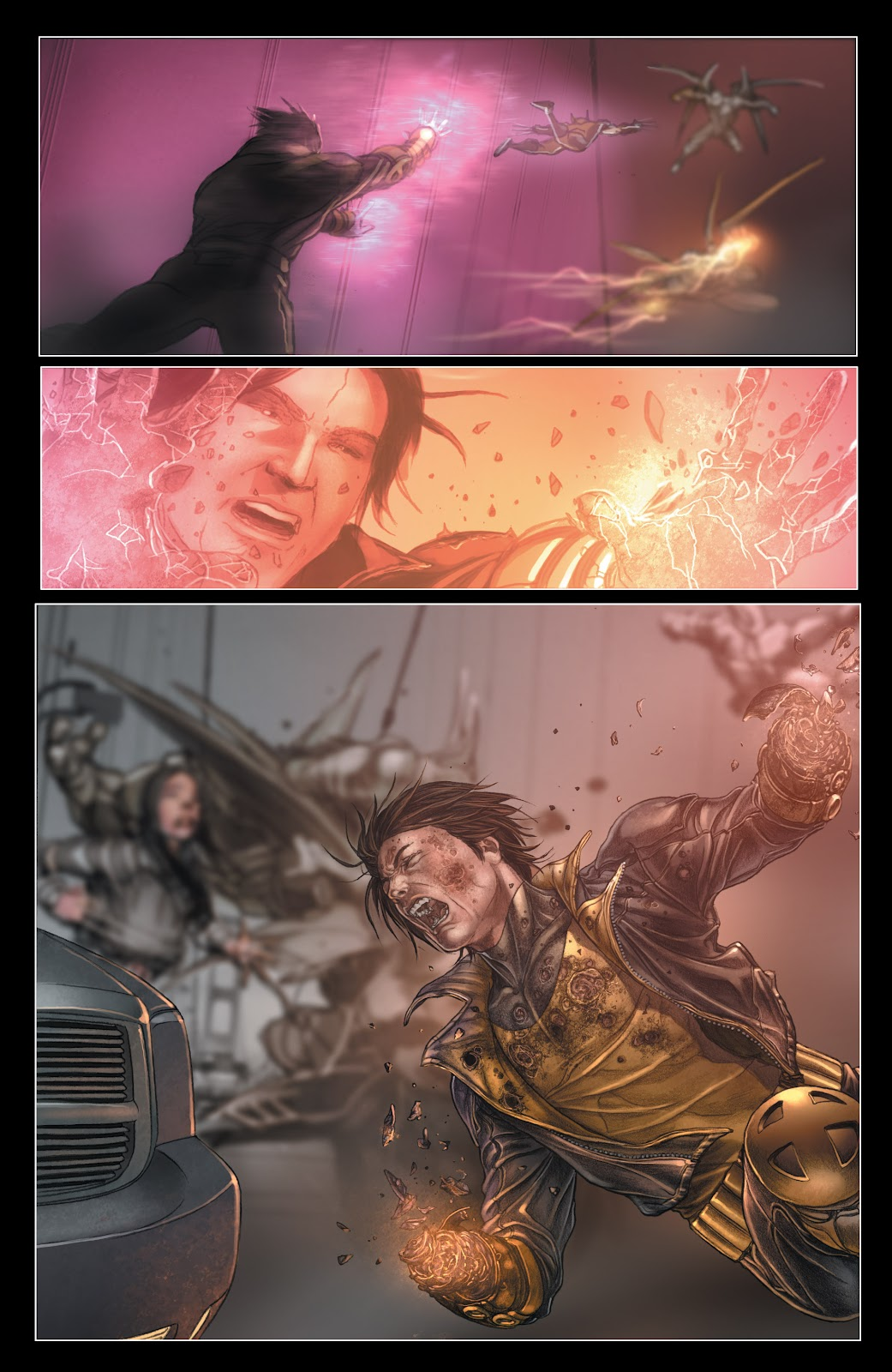 Read online X-Men: Second Coming comic -  Issue # _TPB (Part 3) - 10