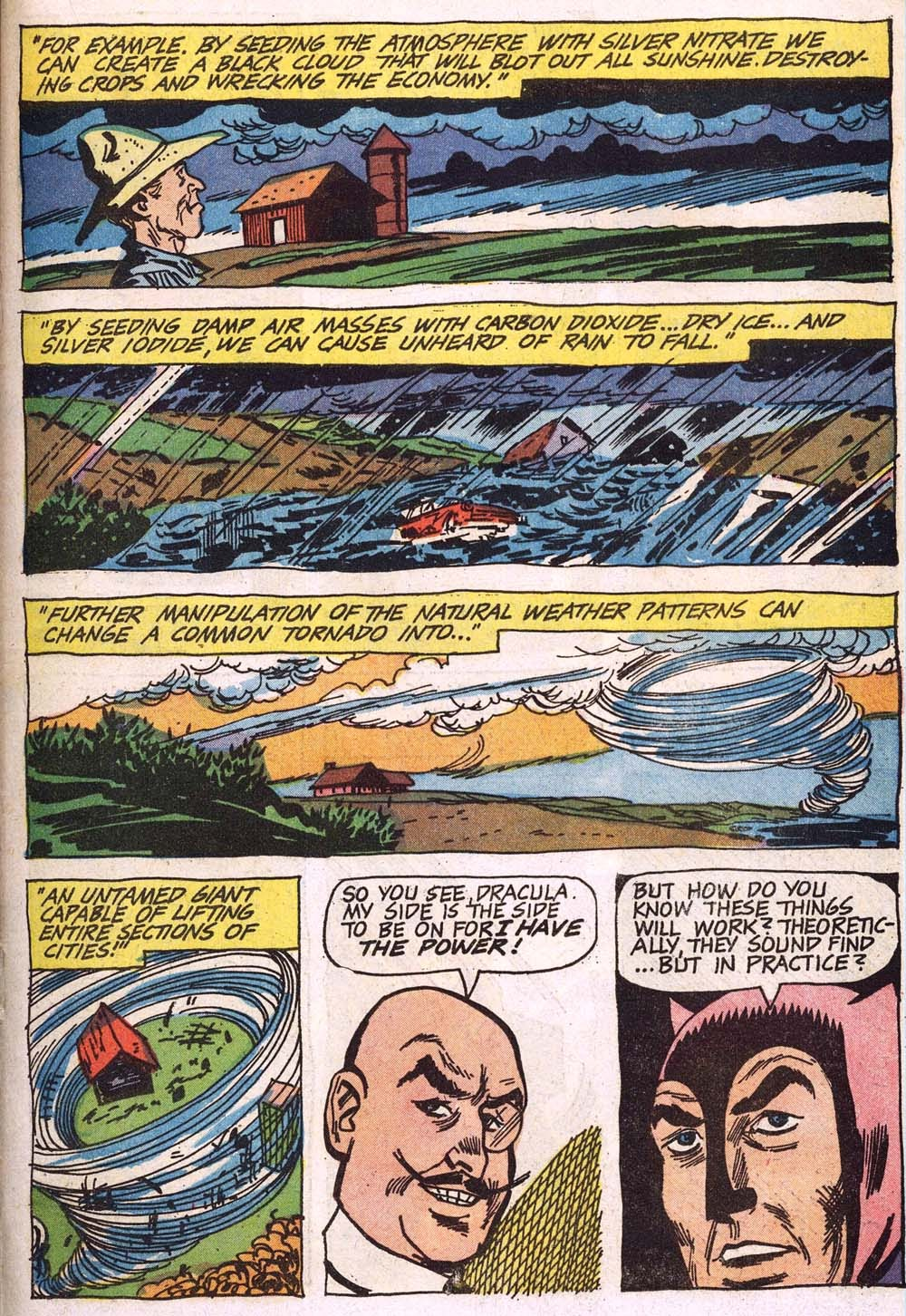 Dracula (1962) issue 3 - Page 19