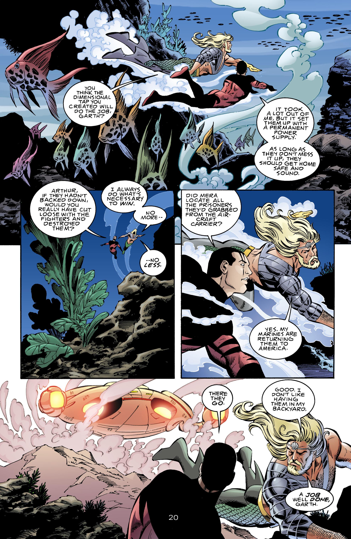 Read online Aquaman (1994) comic -  Issue #75 - 20