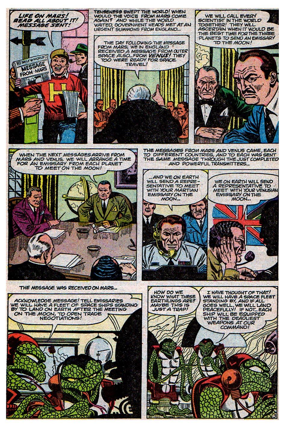 Read online Adventures into Weird Worlds comic -  Issue #30 - 22