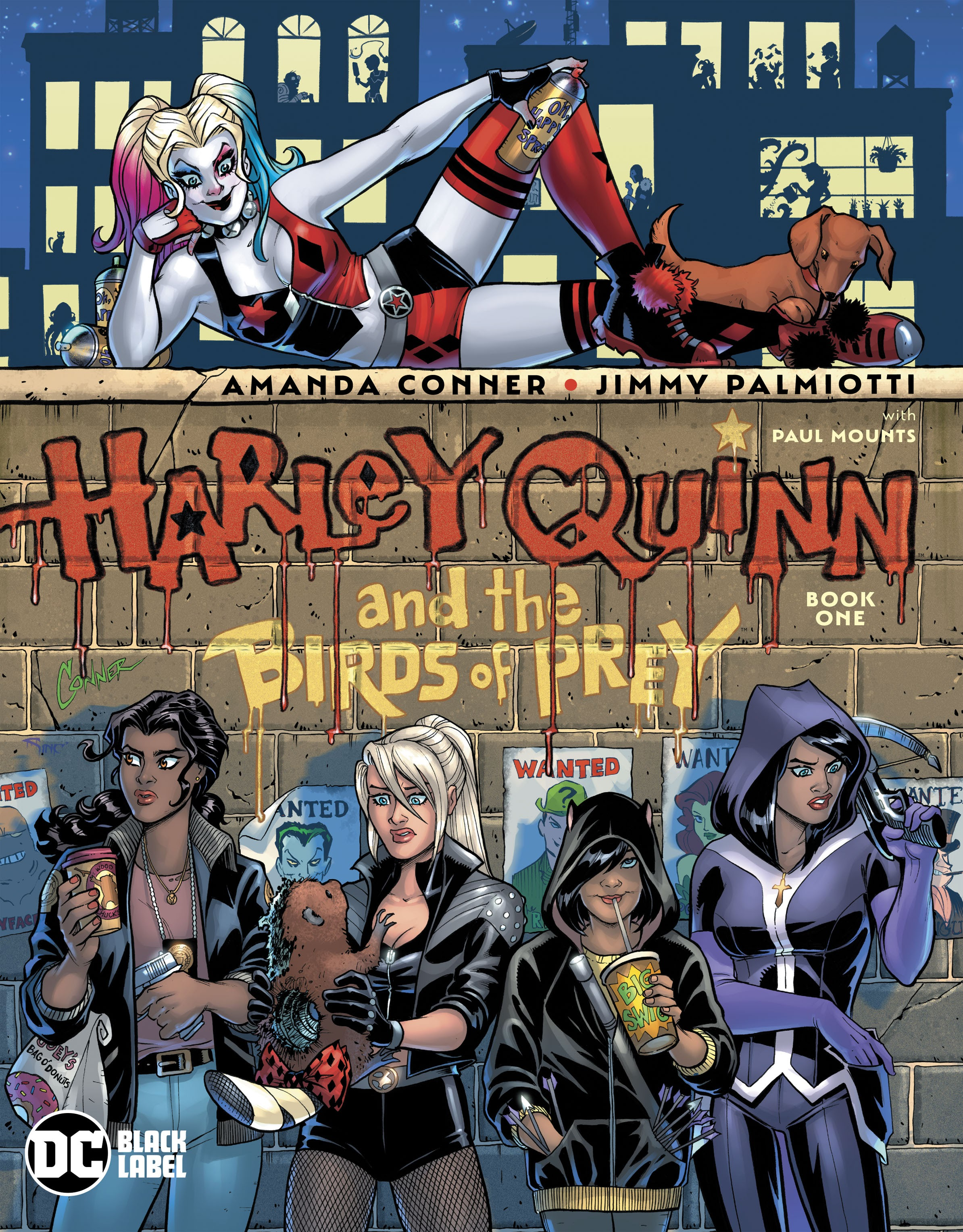 Harley Quinn & the Birds of Prey 1 Page 1