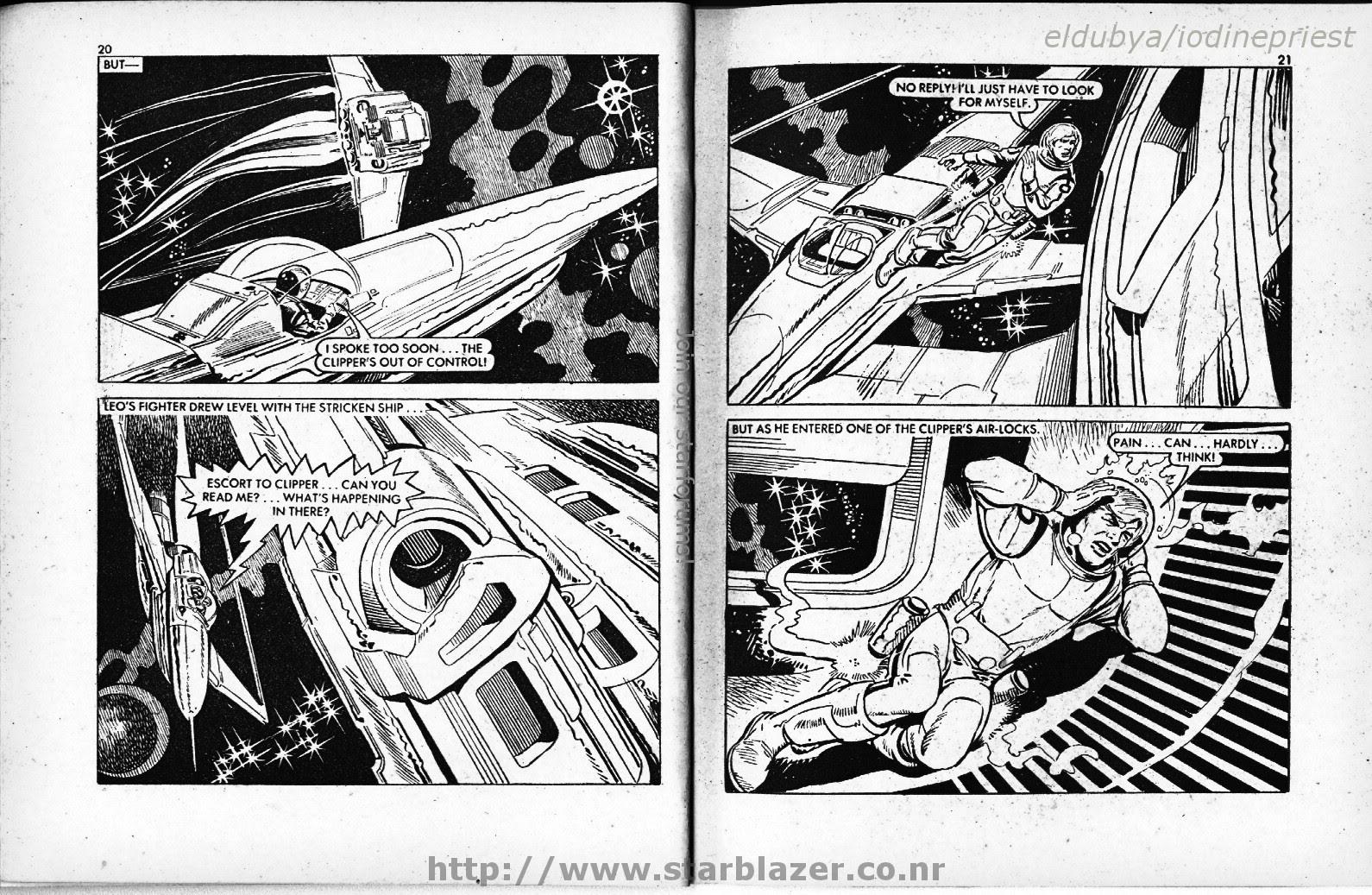 Starblazer issue 73 - Page 12