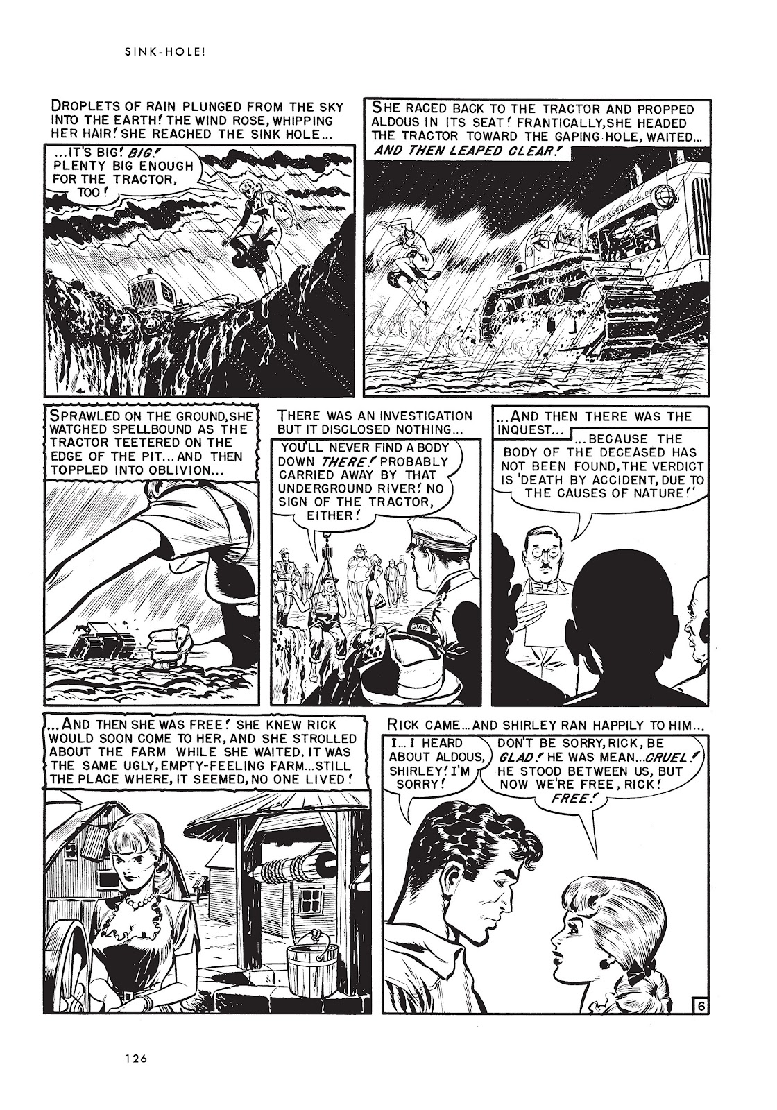 Read online Voodoo Vengeance and Other Stories comic -  Issue # TPB (Part 2) - 44