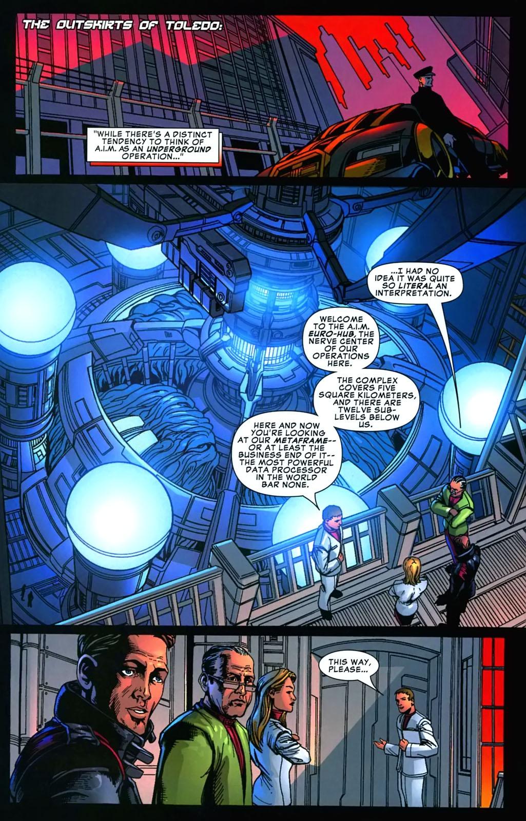 Read online Amazing Fantasy (2004) comic -  Issue #16 - 6