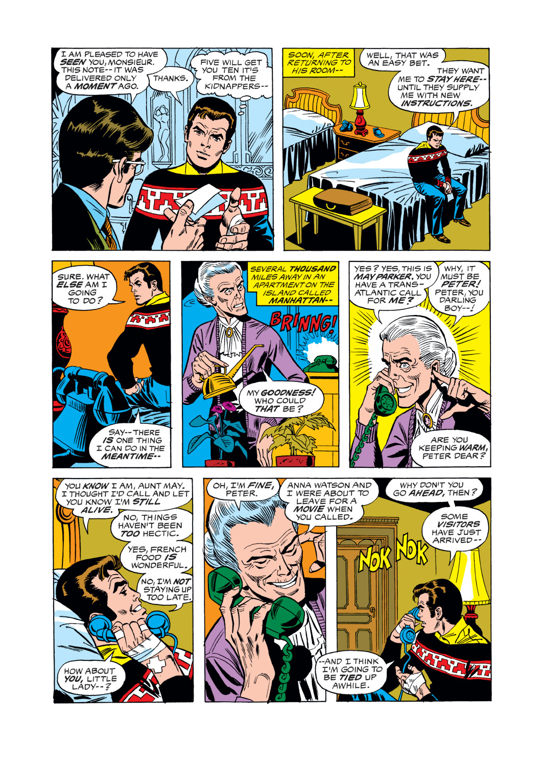 The Amazing Spider-Man (1963) 144 Page 4
