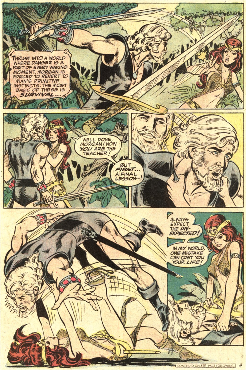 Warlord (1976) issue 1 - Page 5