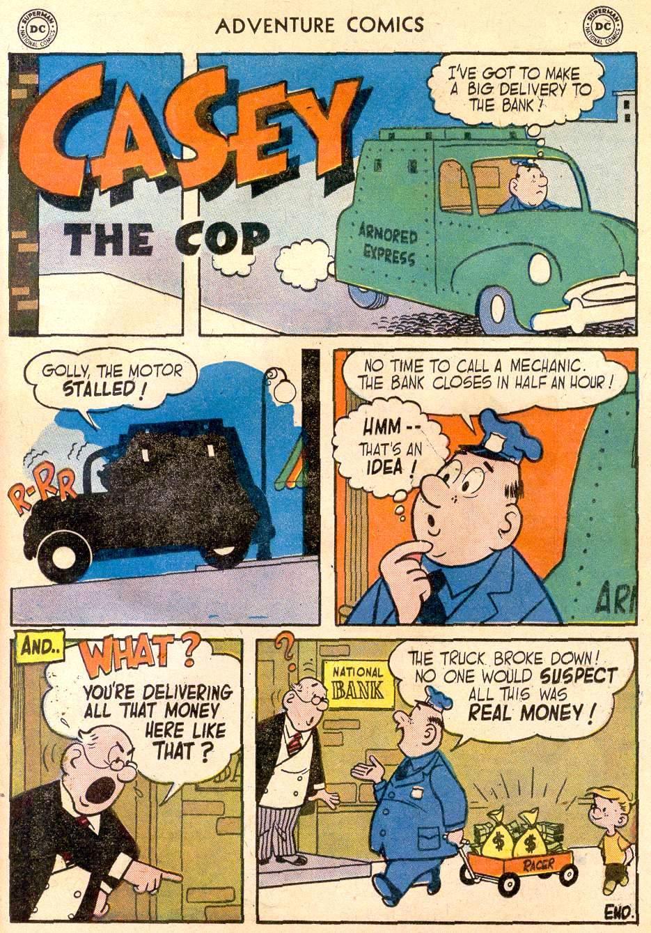 Read online Adventure Comics (1938) comic -  Issue #270 - 25