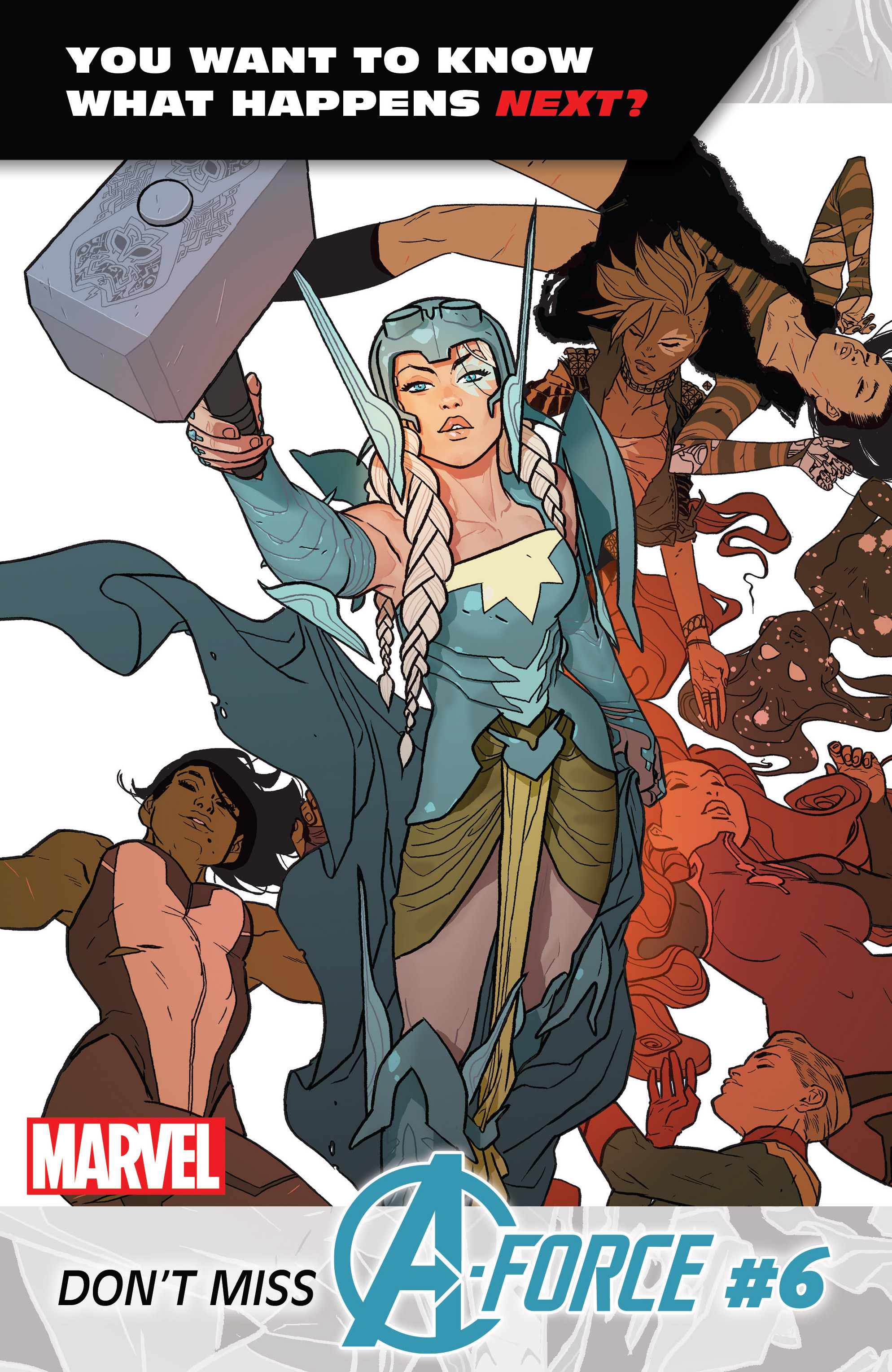 Read online A-Force (2016) comic -  Issue #5 - 24