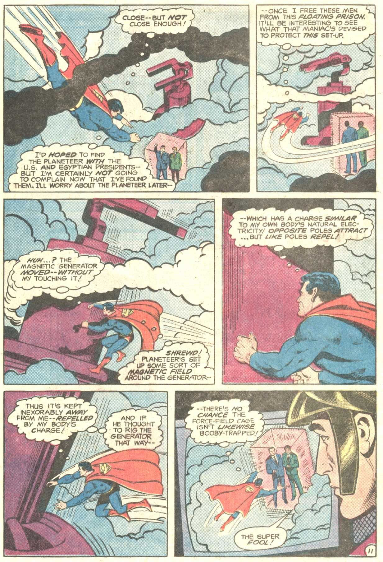 Read online Action Comics (1938) comic -  Issue #547 - 16