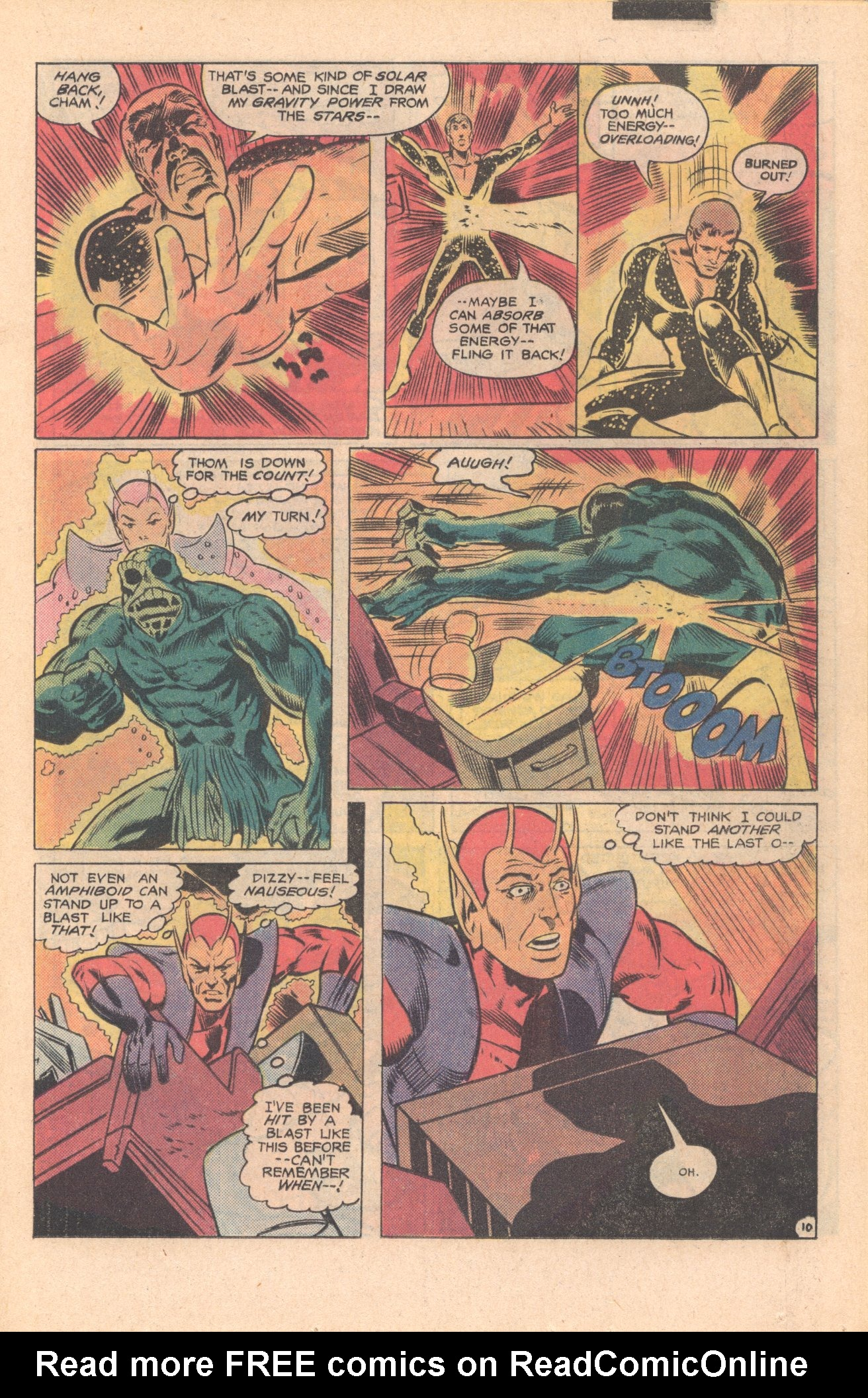 Legion of Super-Heroes (1980) 273 Page 10