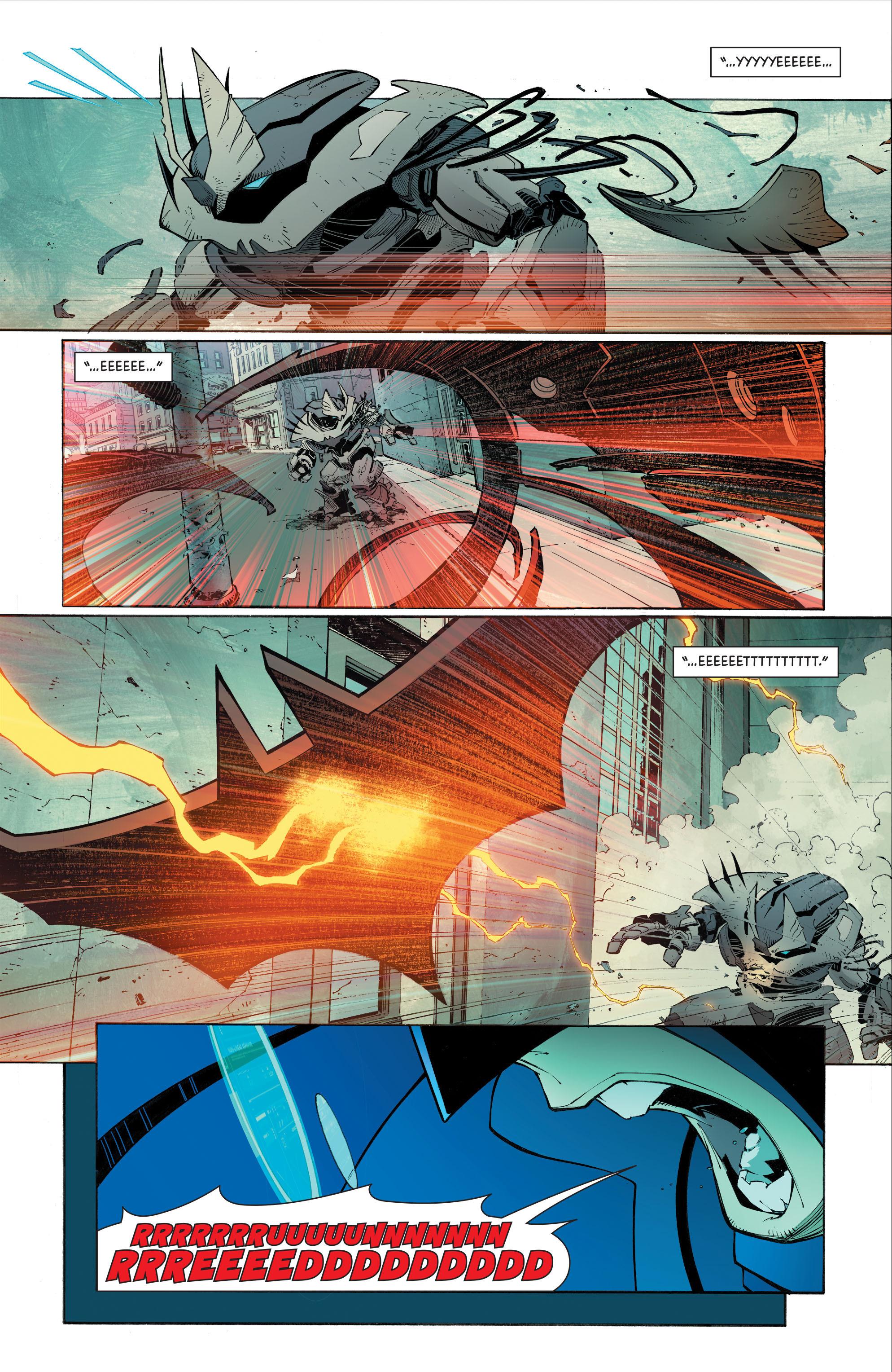 Read online Batman (2011) comic -  Issue # _TPB 7 - 20