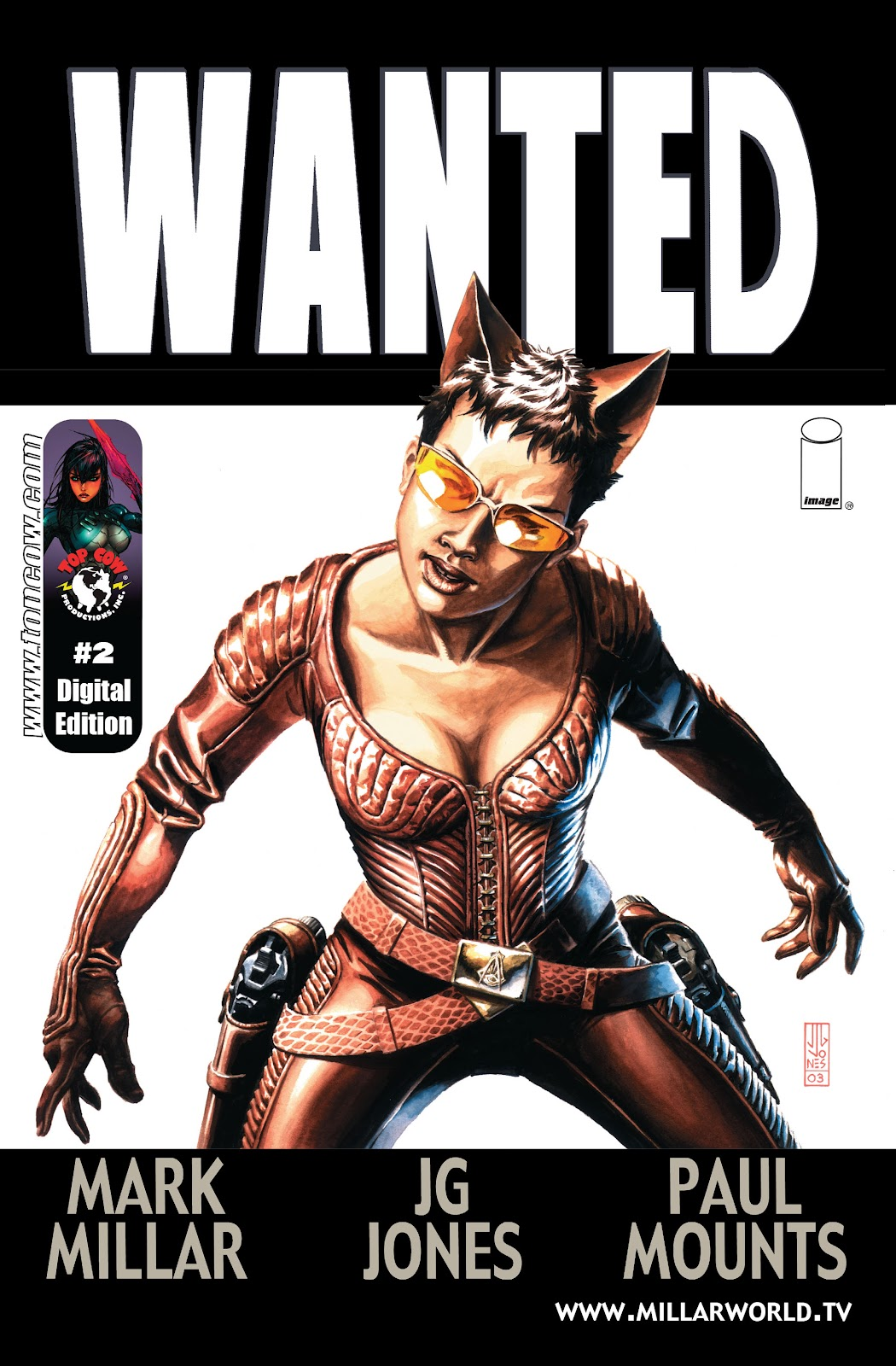 Wanted (2003) issue 2 - Page 1