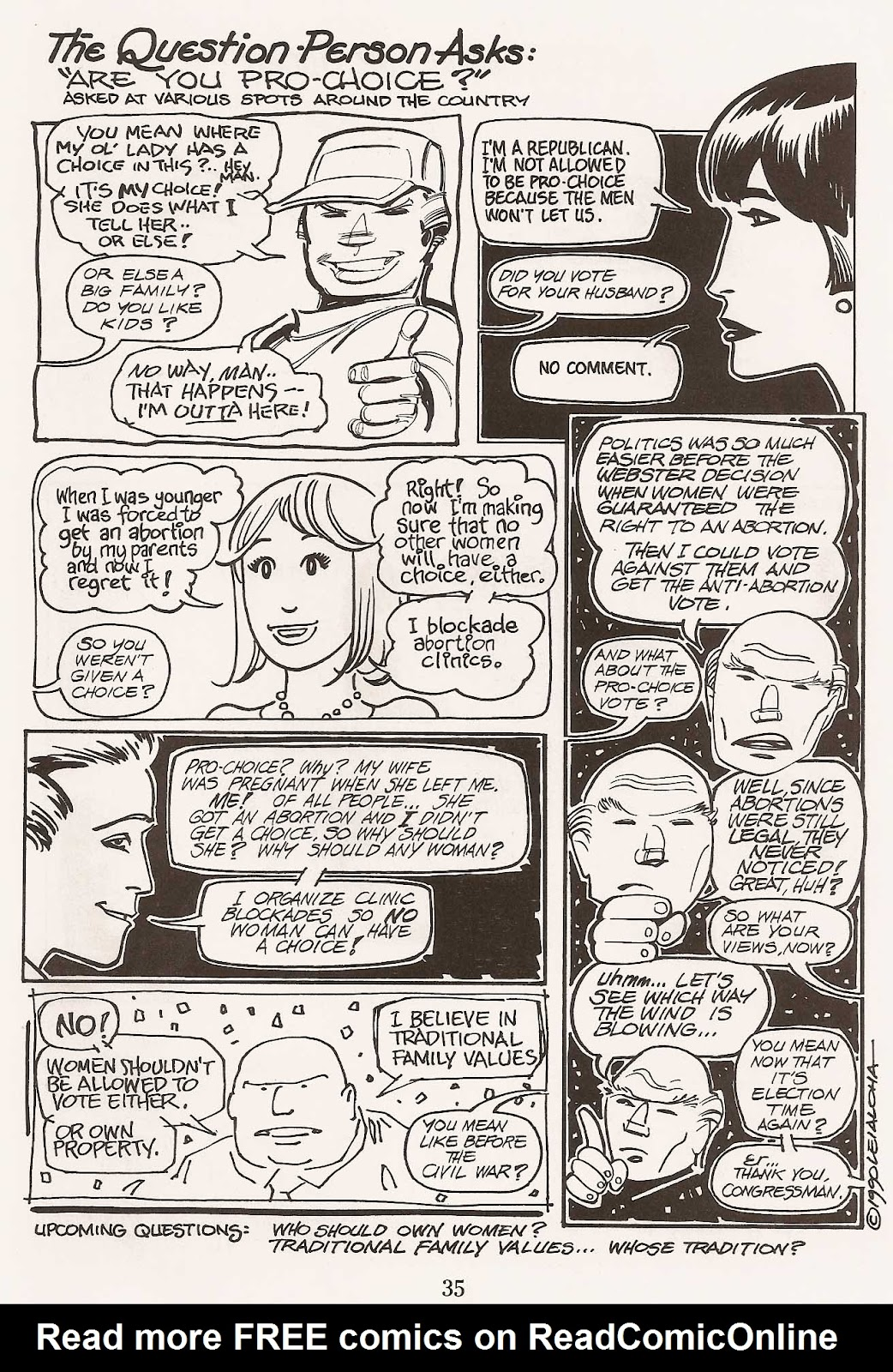 Read online Choices comic -  Issue # Full - 37