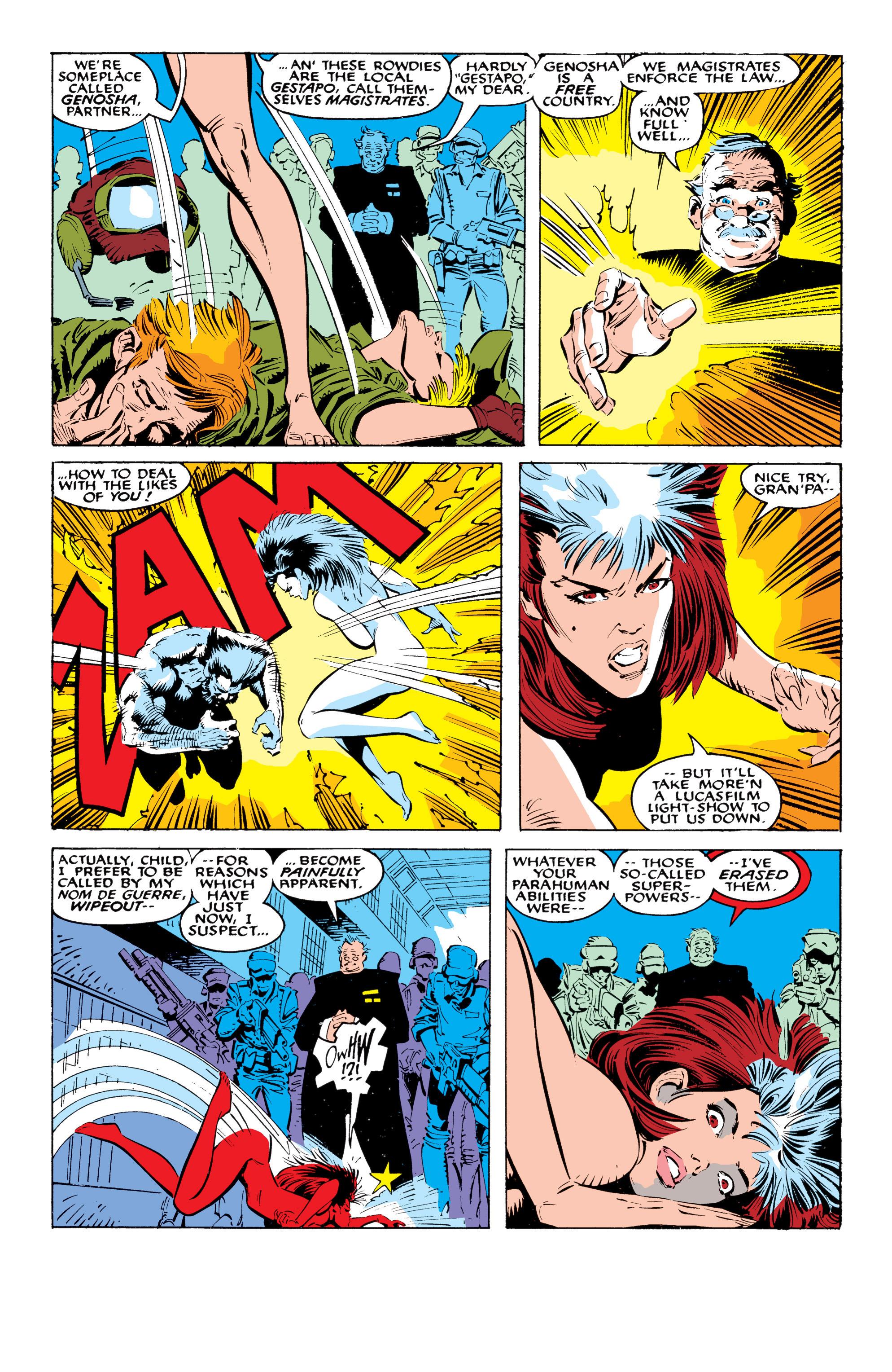 Read online Uncanny X-Men (1963) comic -  Issue #236 - 5