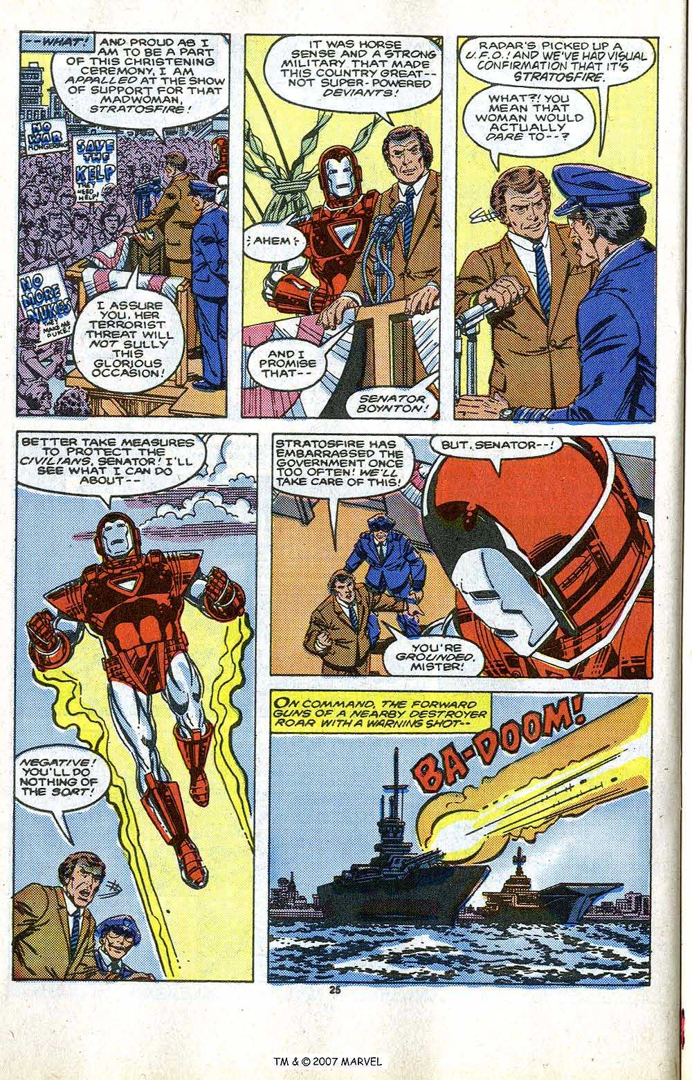 Iron Man Annual issue 9 - Page 32
