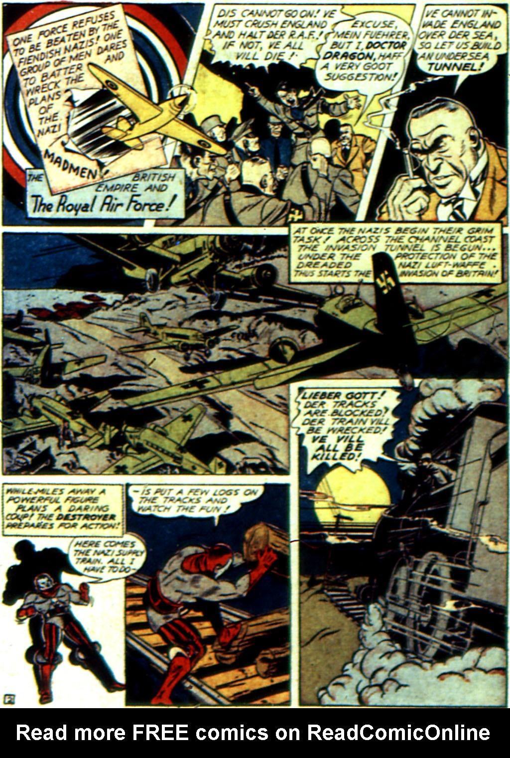 Read online All-Winners Comics comic -  Issue #3 - 57