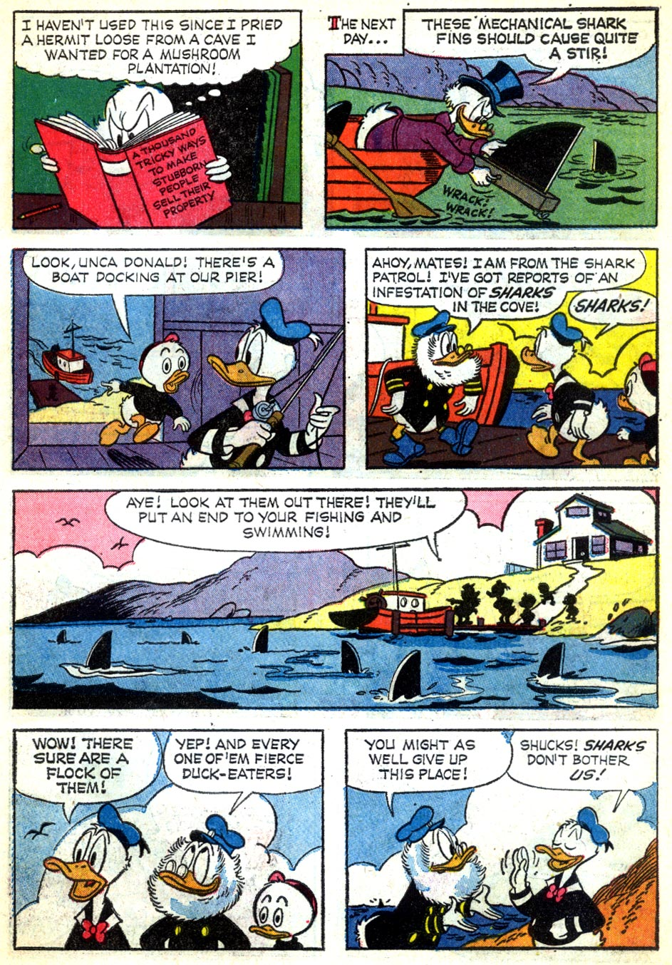 Read online Uncle Scrooge (1953) comic -  Issue #49 - 25