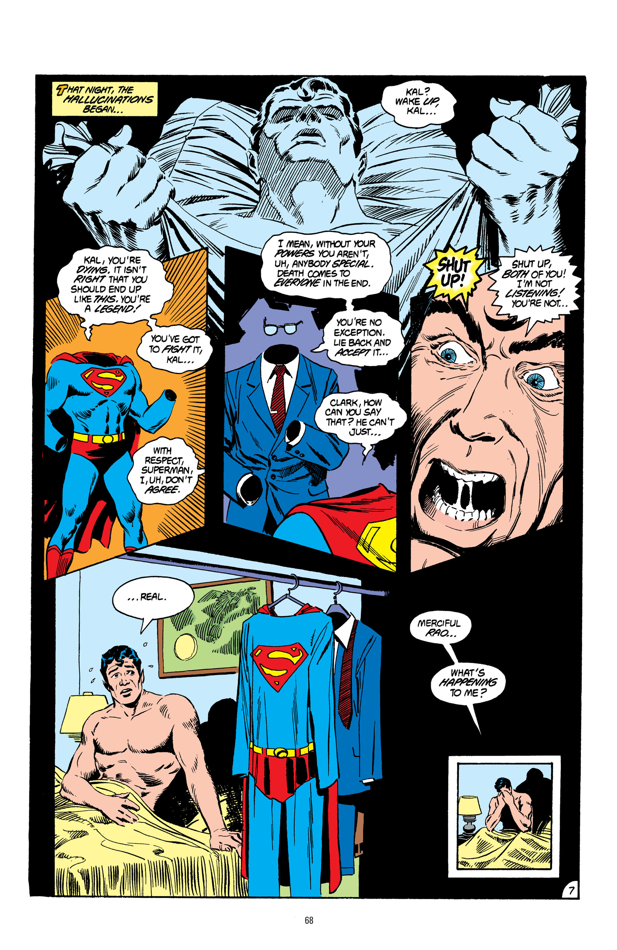 Read online Superman: Whatever Happened to the Man of Tomorrow? comic -  Issue # TPB - 67