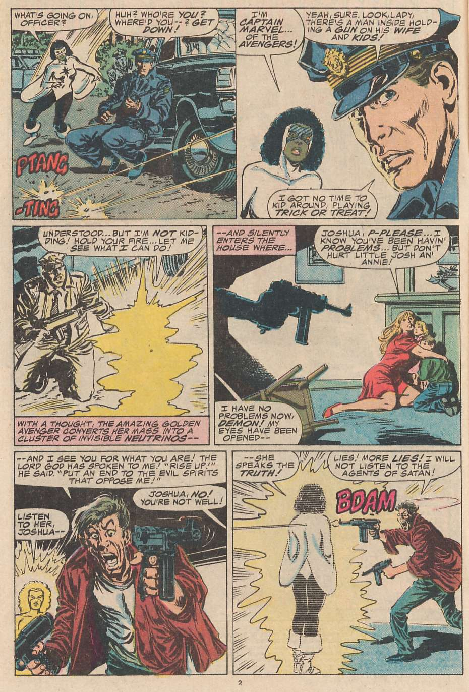 The Avengers (1963) 279 Page 2