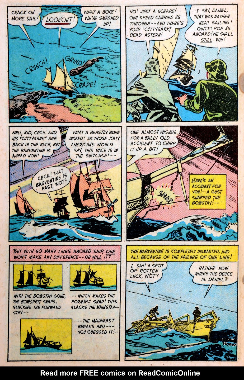 Read online Famous Funnies comic -  Issue #194 - 30