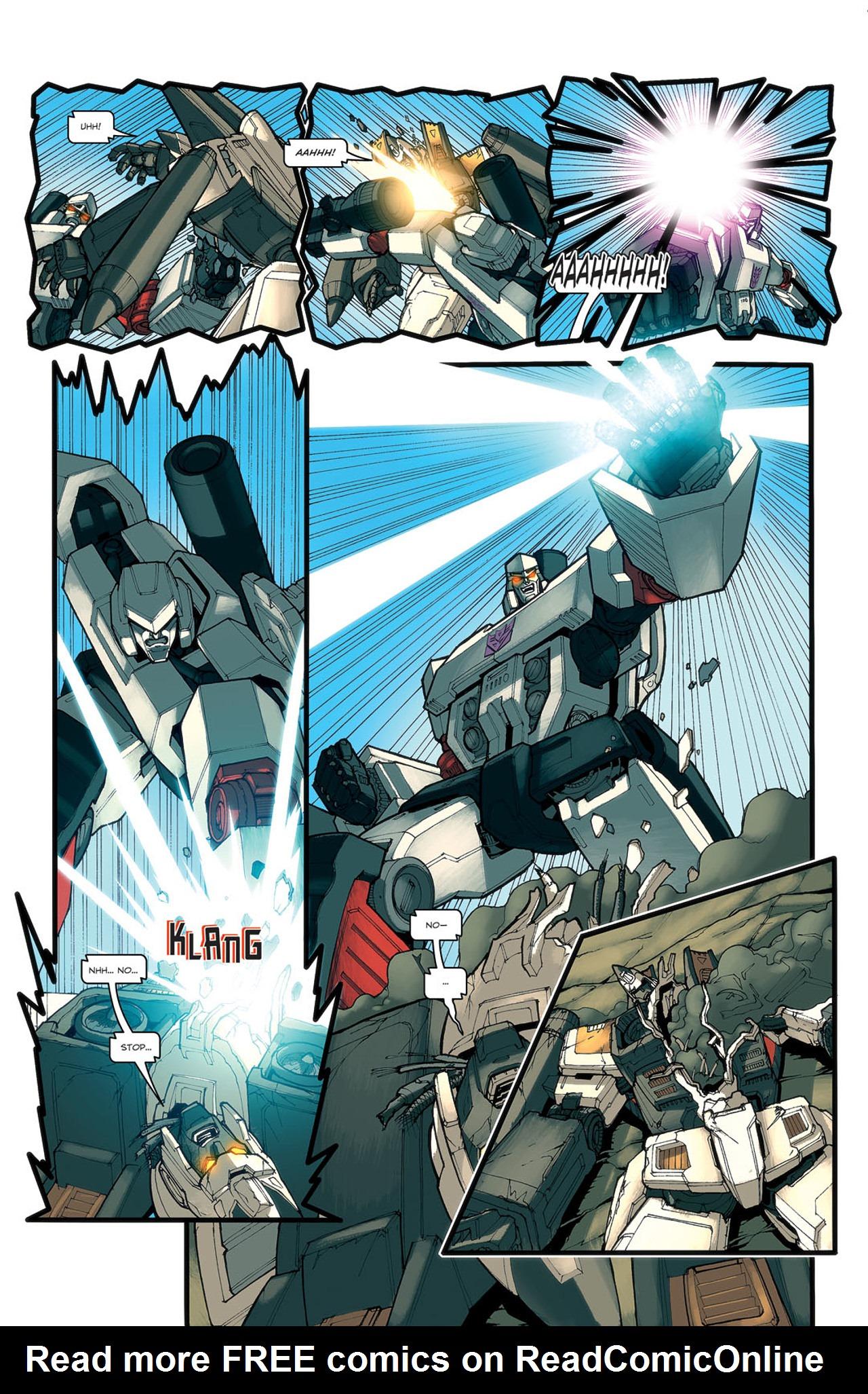 Read online Transformers Spotlight: Ramjet comic -  Issue # Full - 22