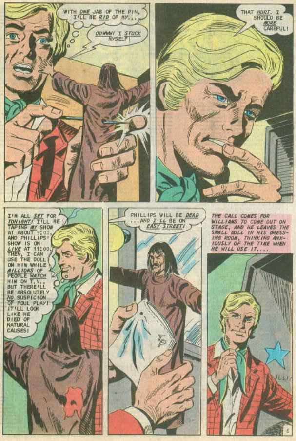 Read online Beyond the Grave (1983) comic -  Issue #10 - 17