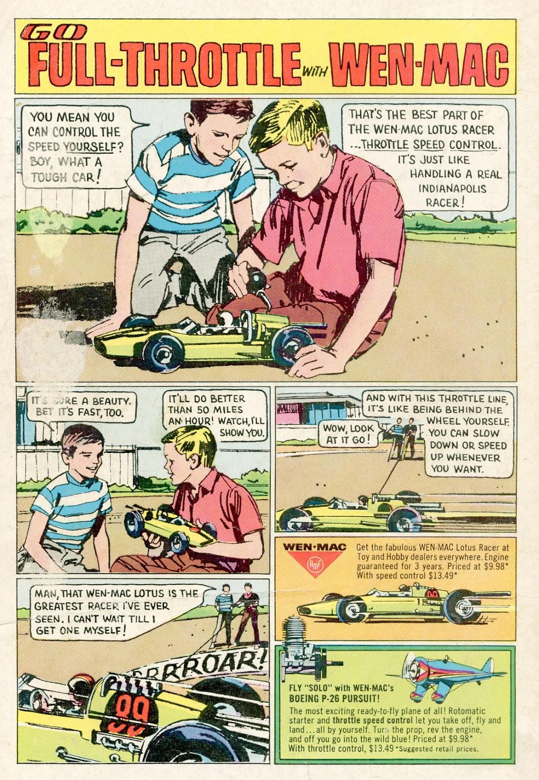 Supermans Pal Jimmy Olsen (1954) 87 Page 36