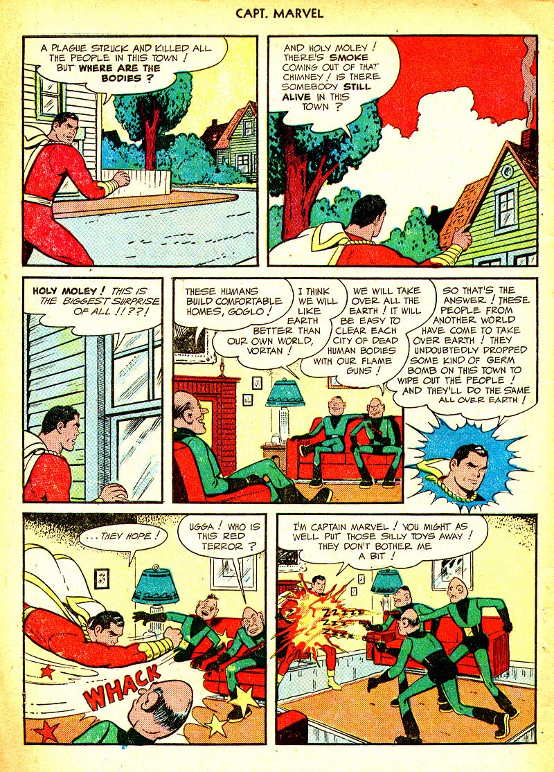 Captain Marvel Adventures issue 88 - Page 40