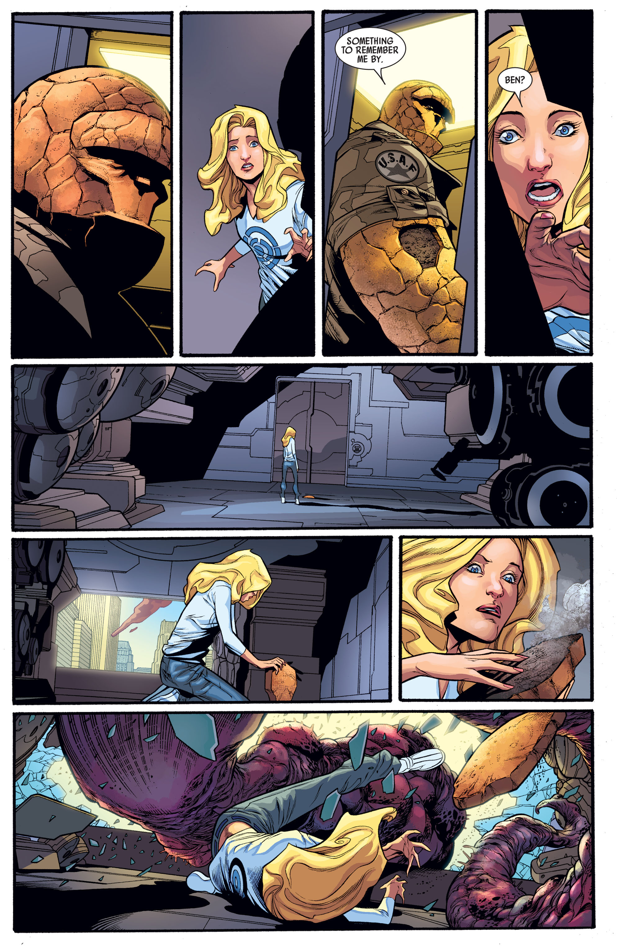 Read online Ultimate Comics Doomsday comic -  Issue # Full - 16