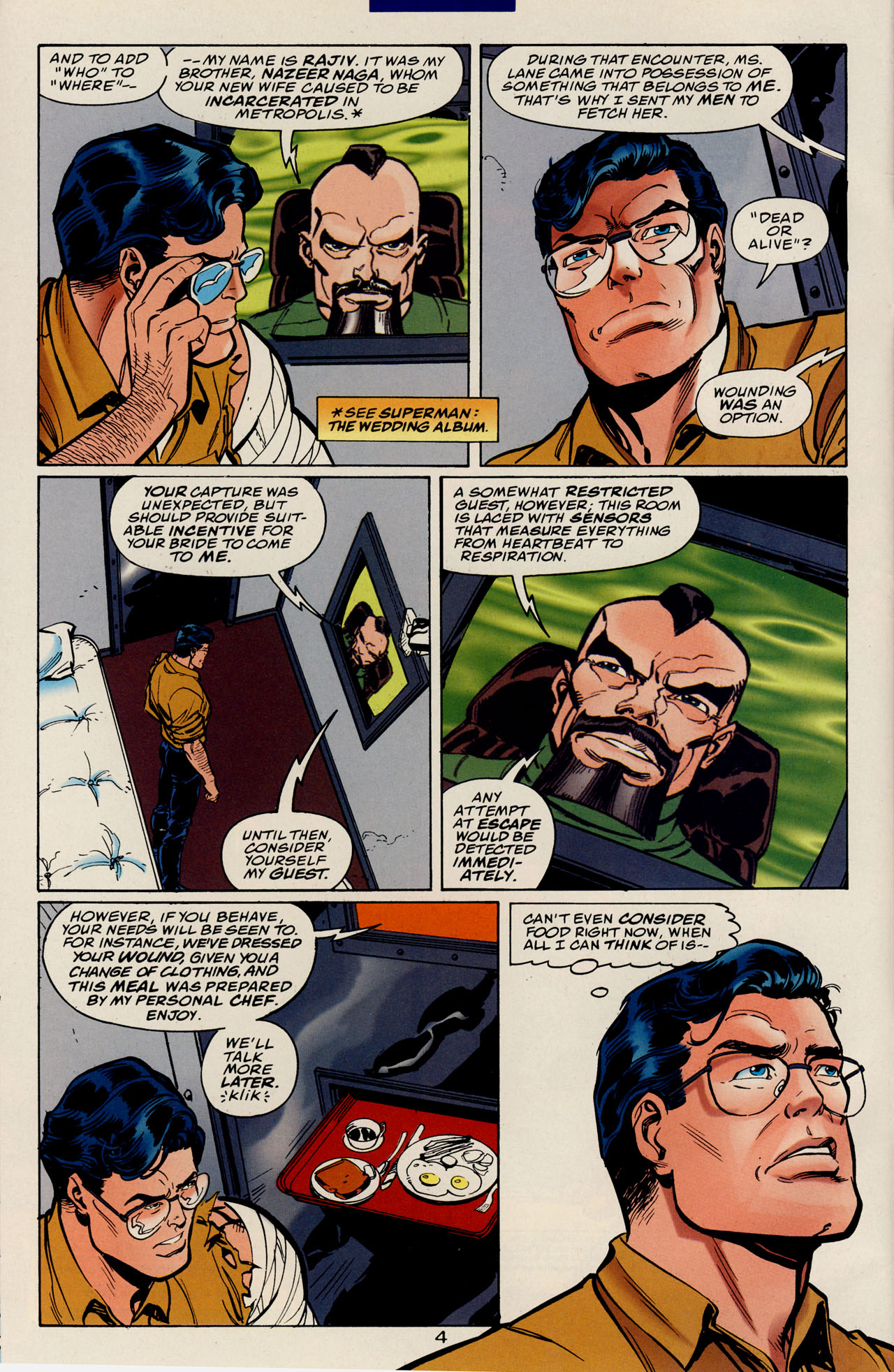 Action Comics (1938) 728 Page 4