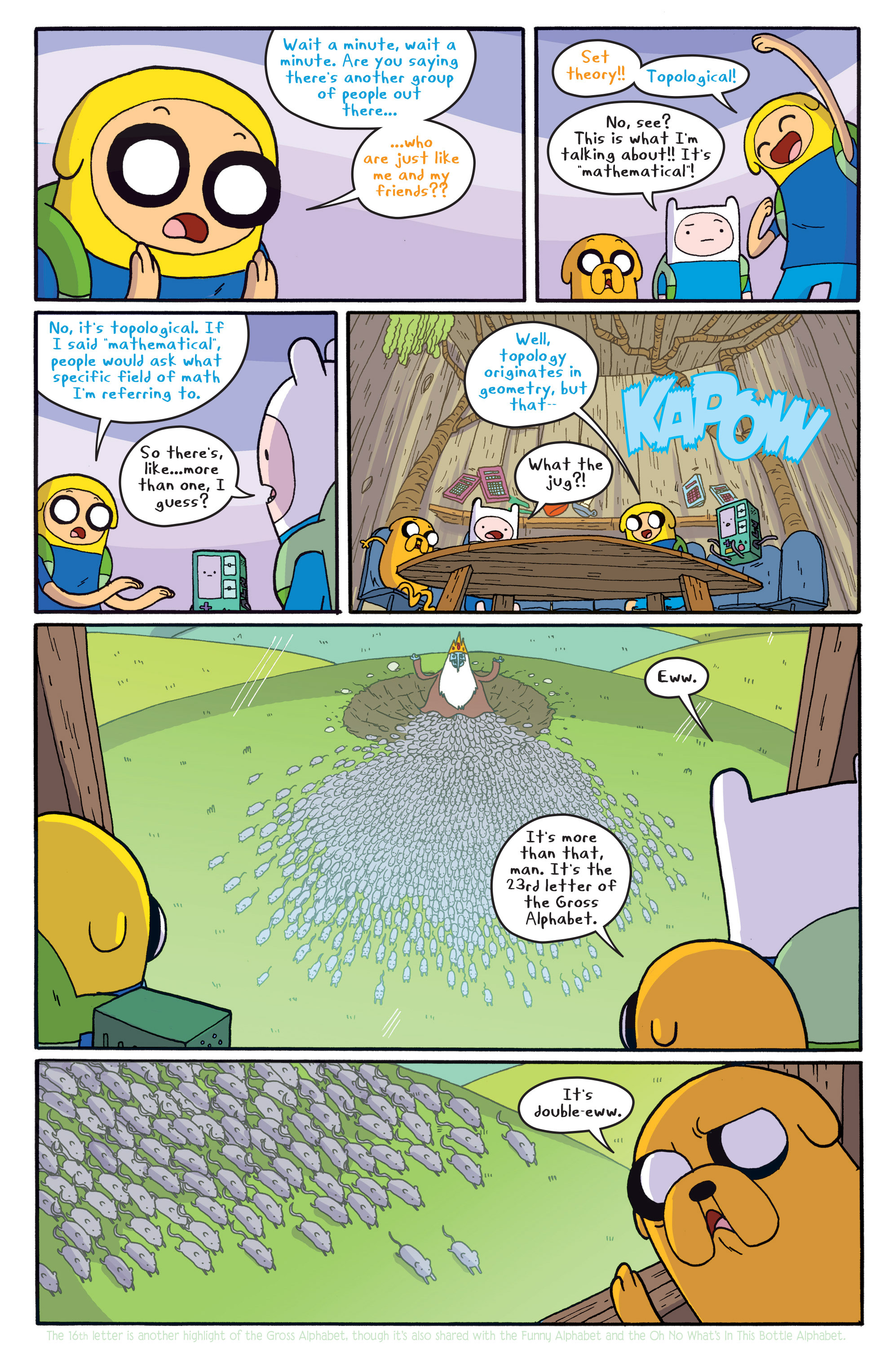 Read online Adventure Time comic -  Issue #Adventure Time _TPB 2 - 18