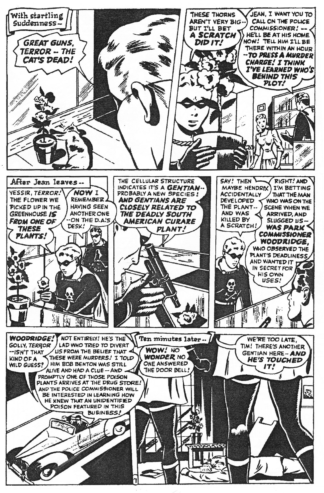 Read online Men of Mystery Comics comic -  Issue #83 - 163